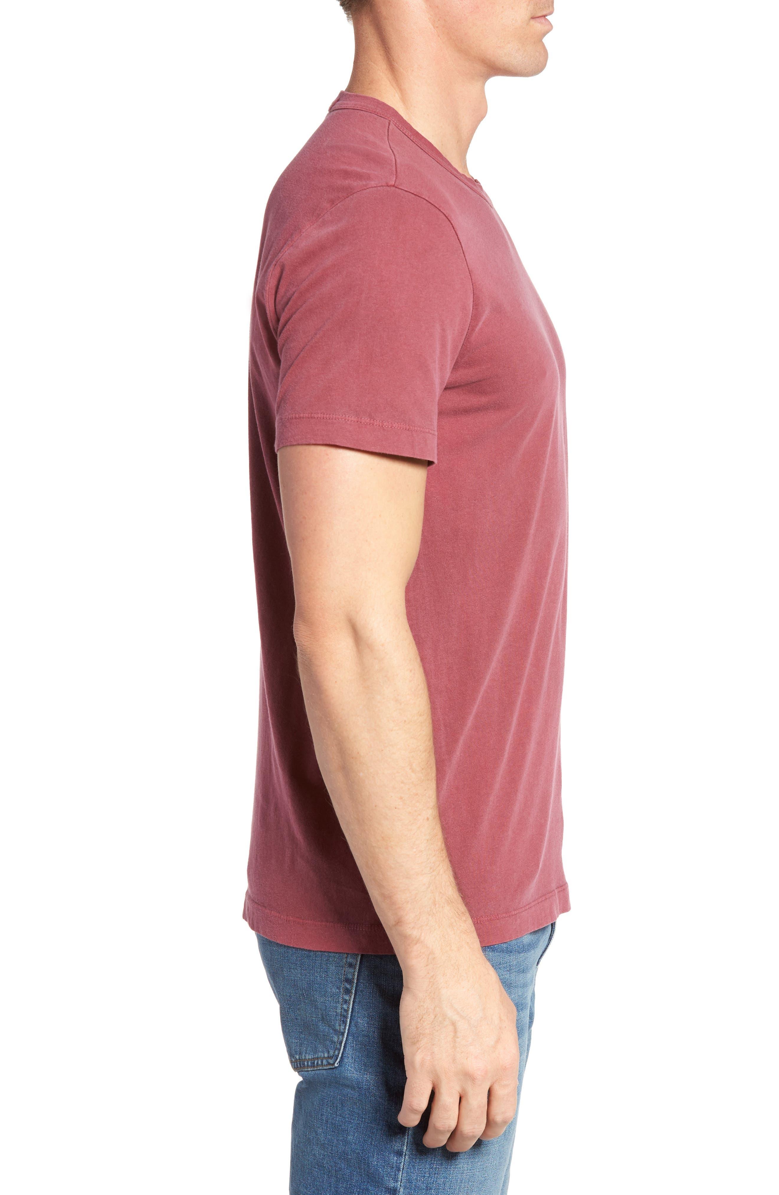 Crewneck Jersey T-Shirt,                             Alternate thumbnail 374, color,