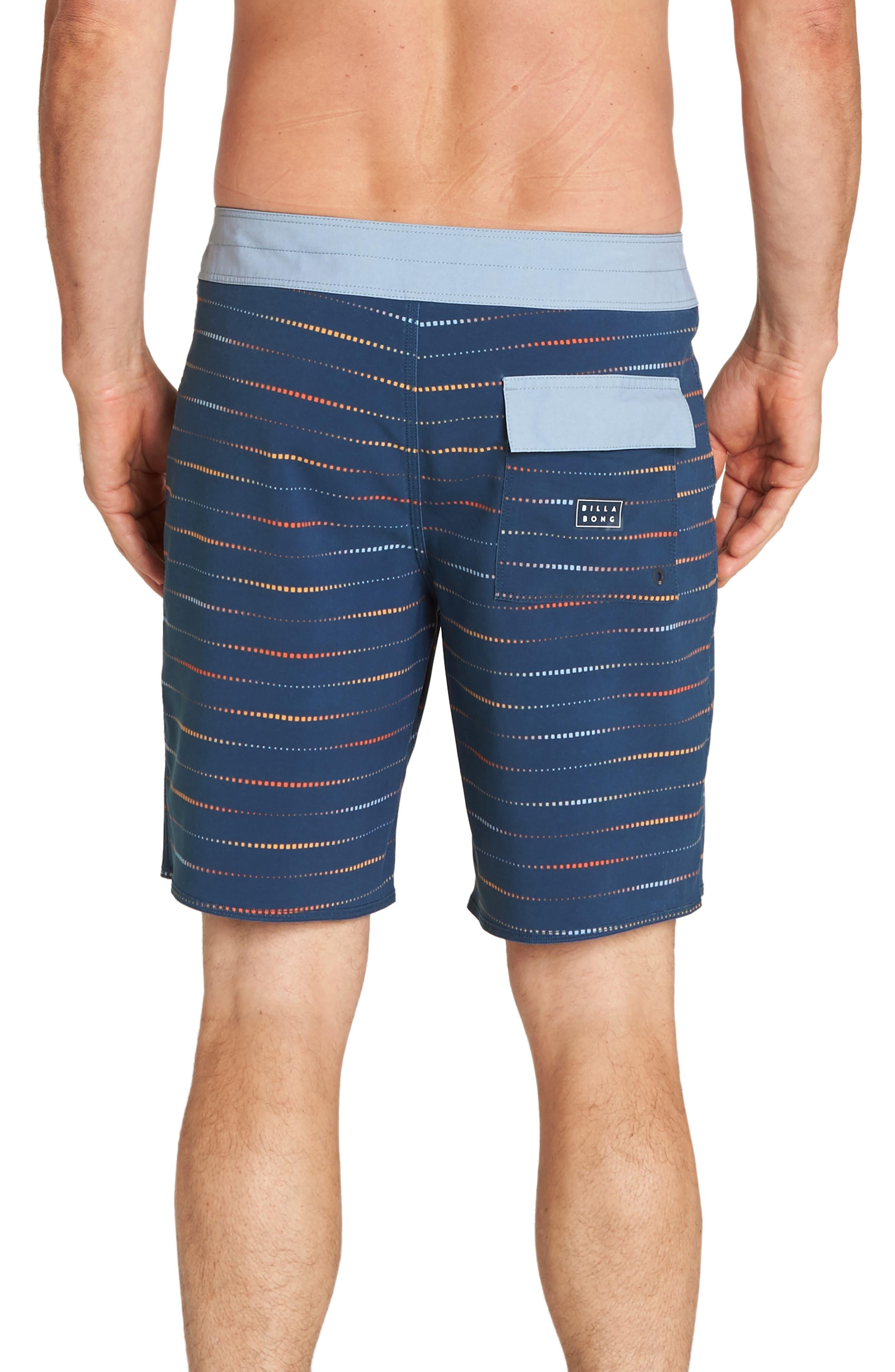 Sundays x Mark Board Shorts,                             Alternate thumbnail 2, color,                             INDIGO