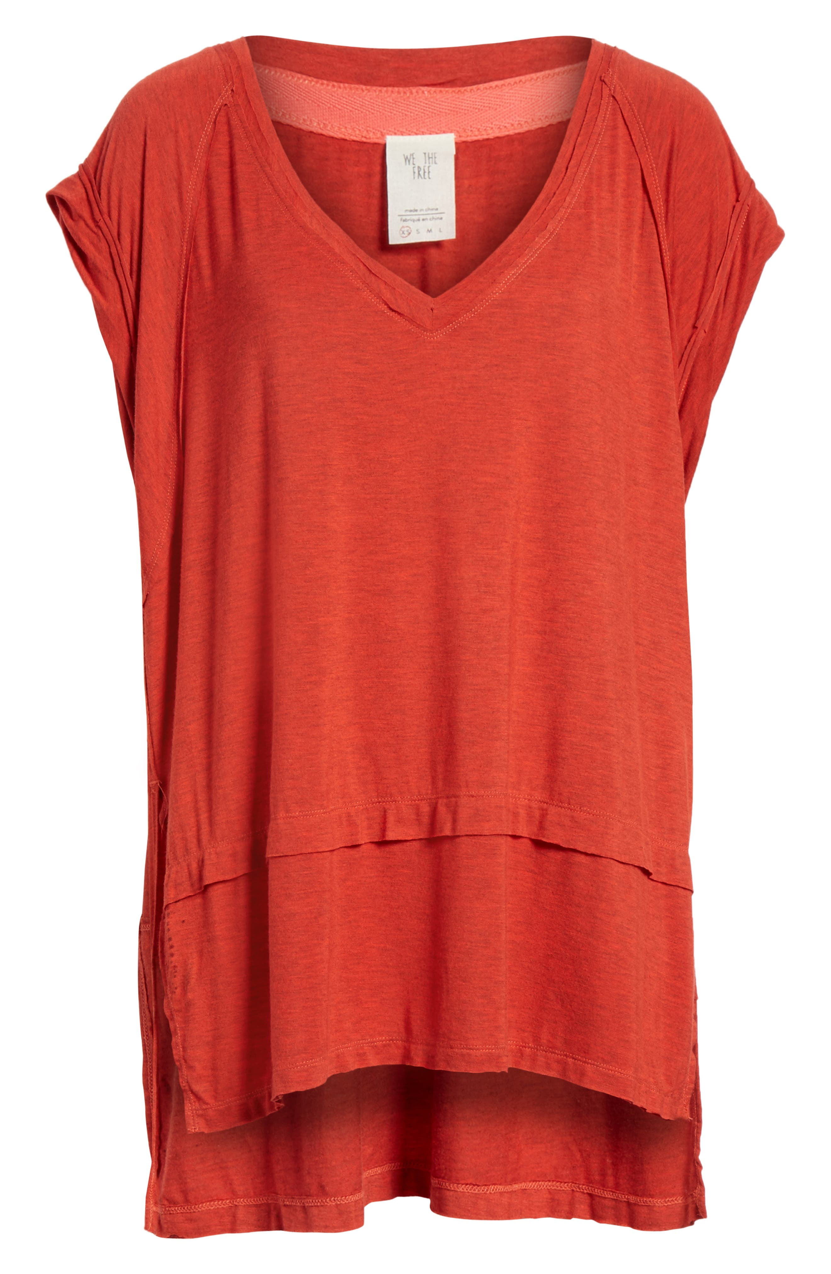 We the Free by Free People Voyage Tee,                             Alternate thumbnail 30, color,