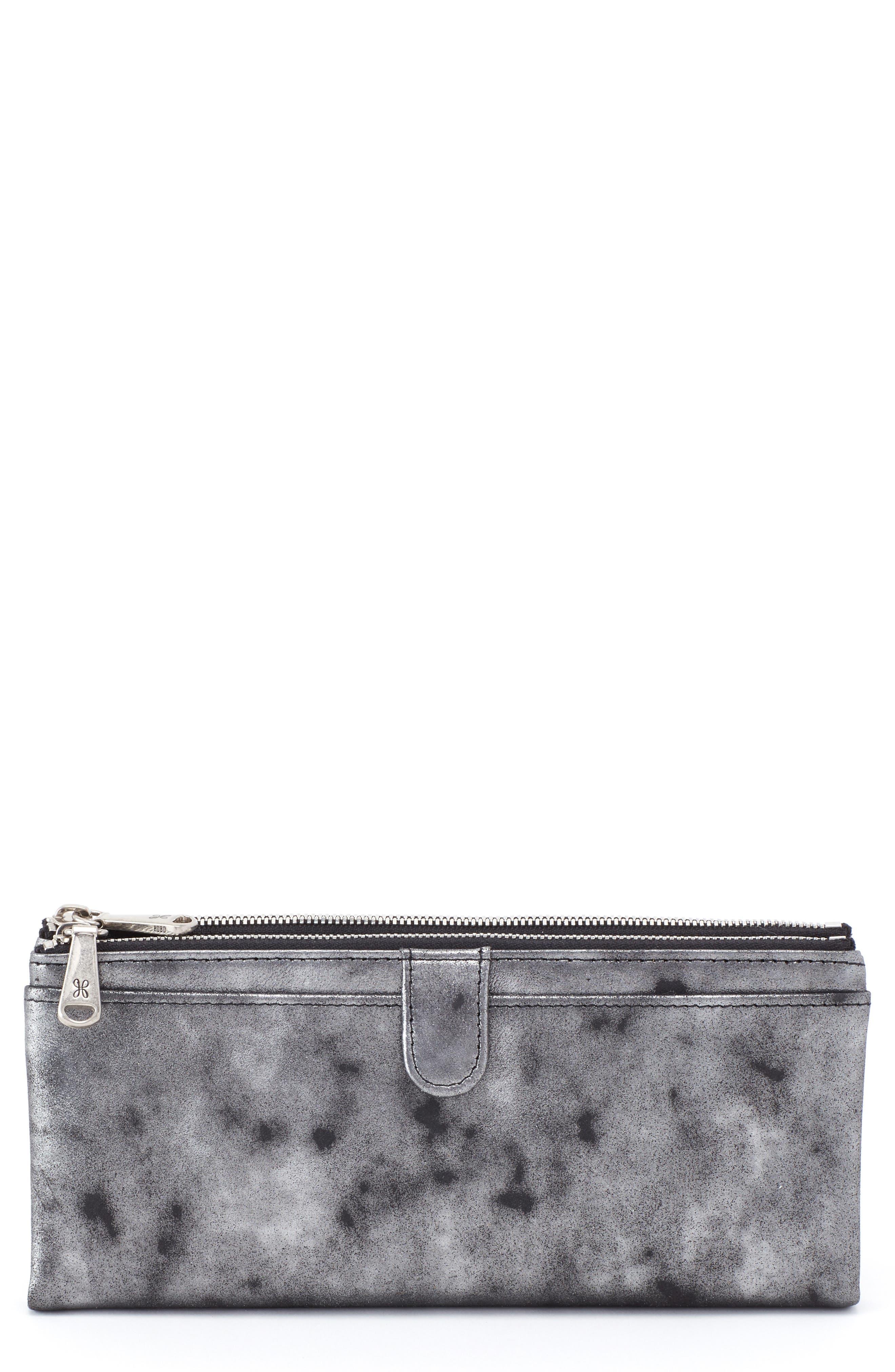 Taylor Glazed Wallet,                         Main,                         color, 021