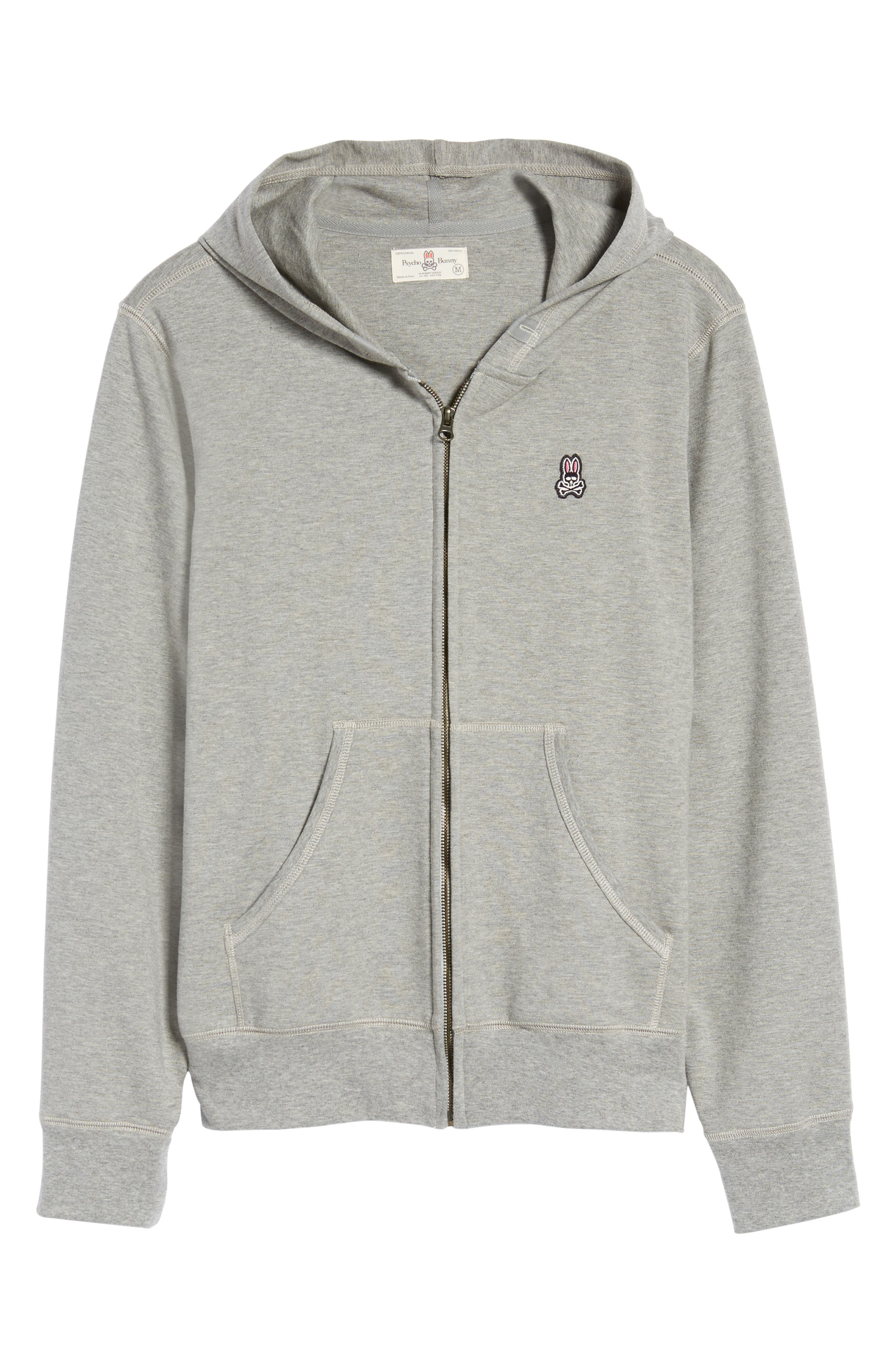 Zip Hoodie,                             Alternate thumbnail 9, color,