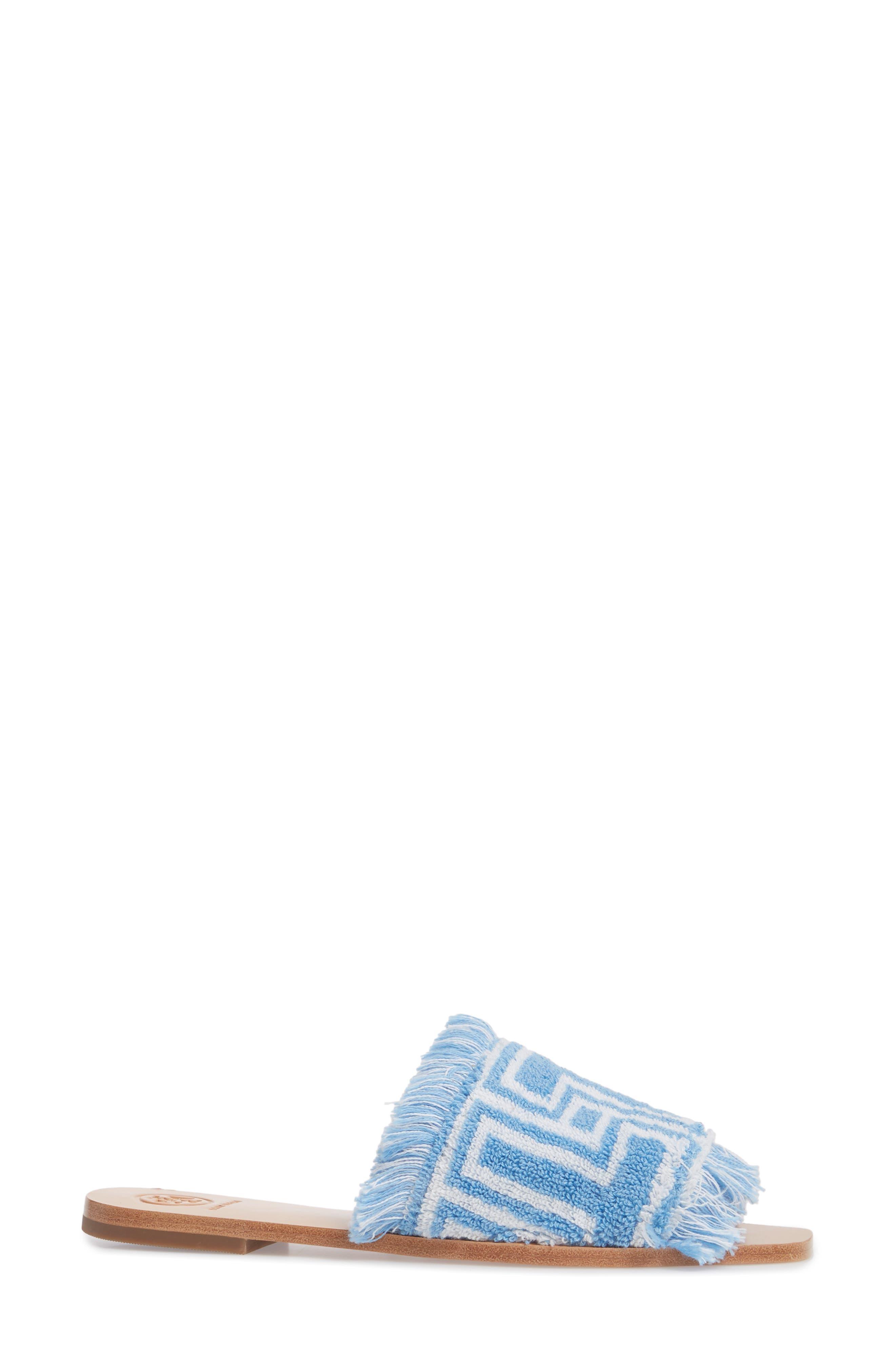 T-Tile Slide Sandal,                             Alternate thumbnail 3, color,                             412