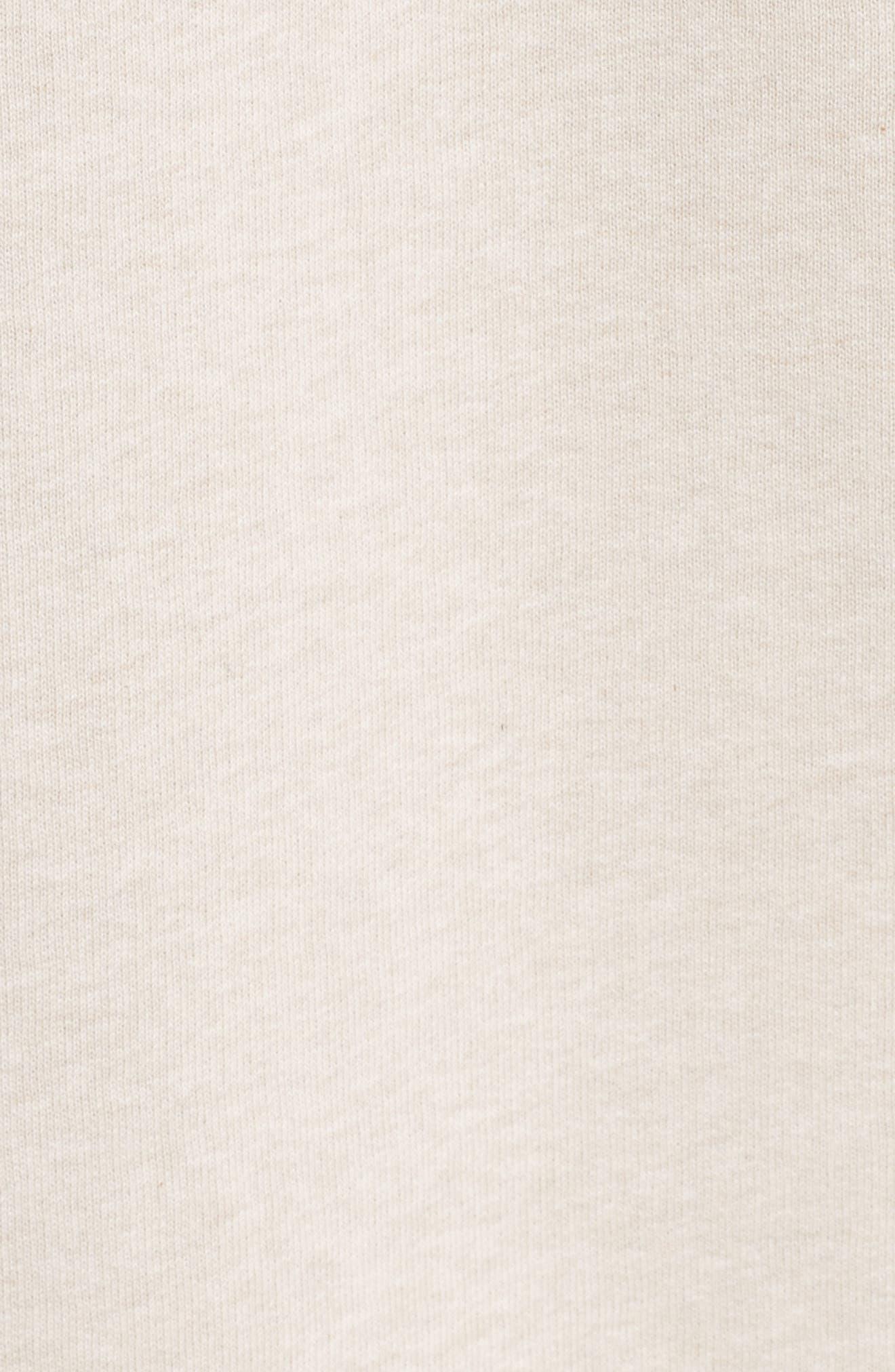 Taro Sweatshirt Dress,                             Alternate thumbnail 5, color,                             250
