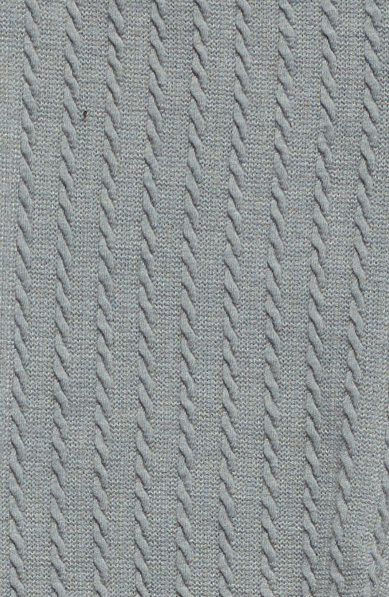 Cable Knit Leggings,                             Alternate thumbnail 9, color,