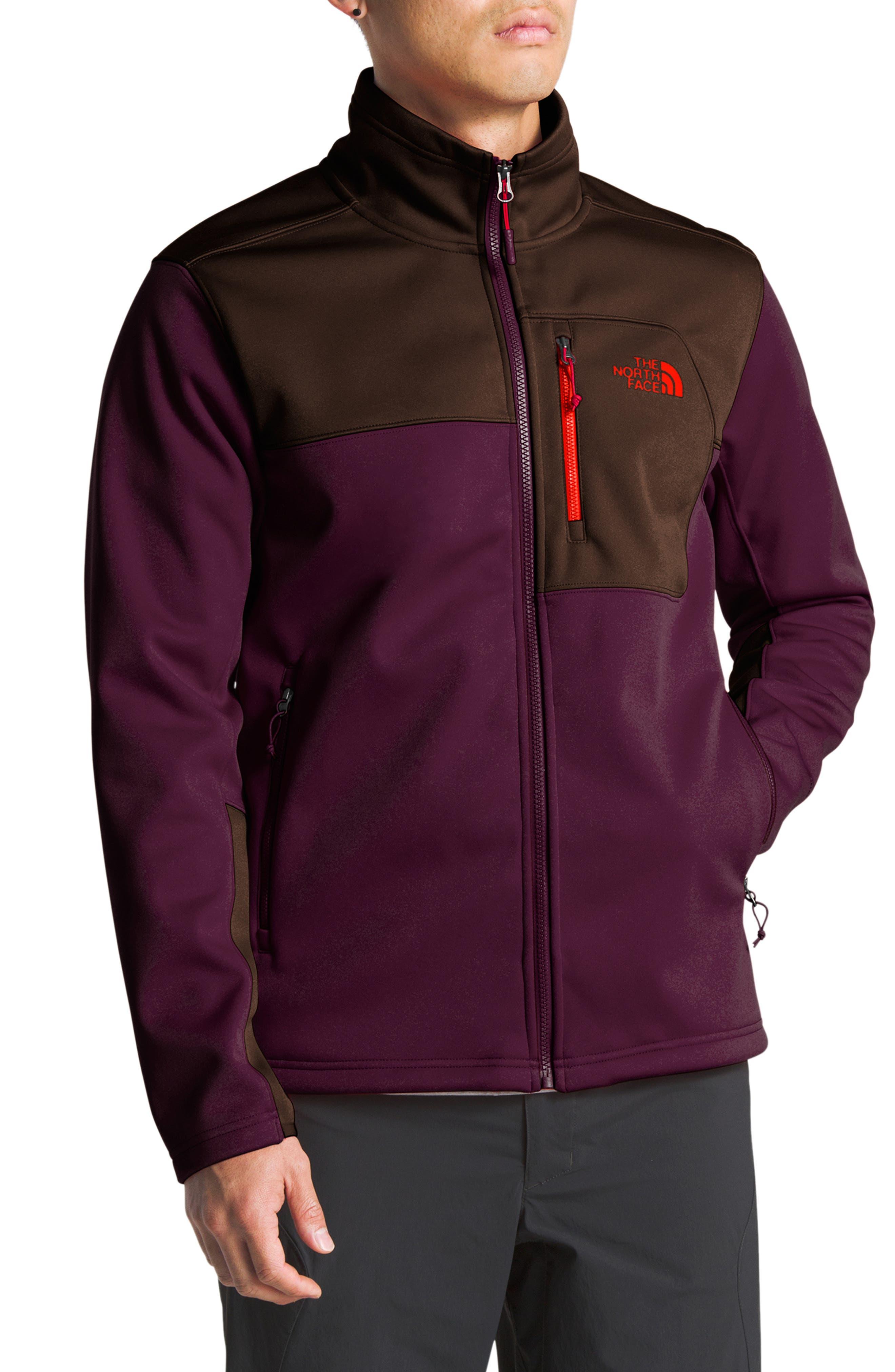 The North Face Apex Risor Jacket, Purple