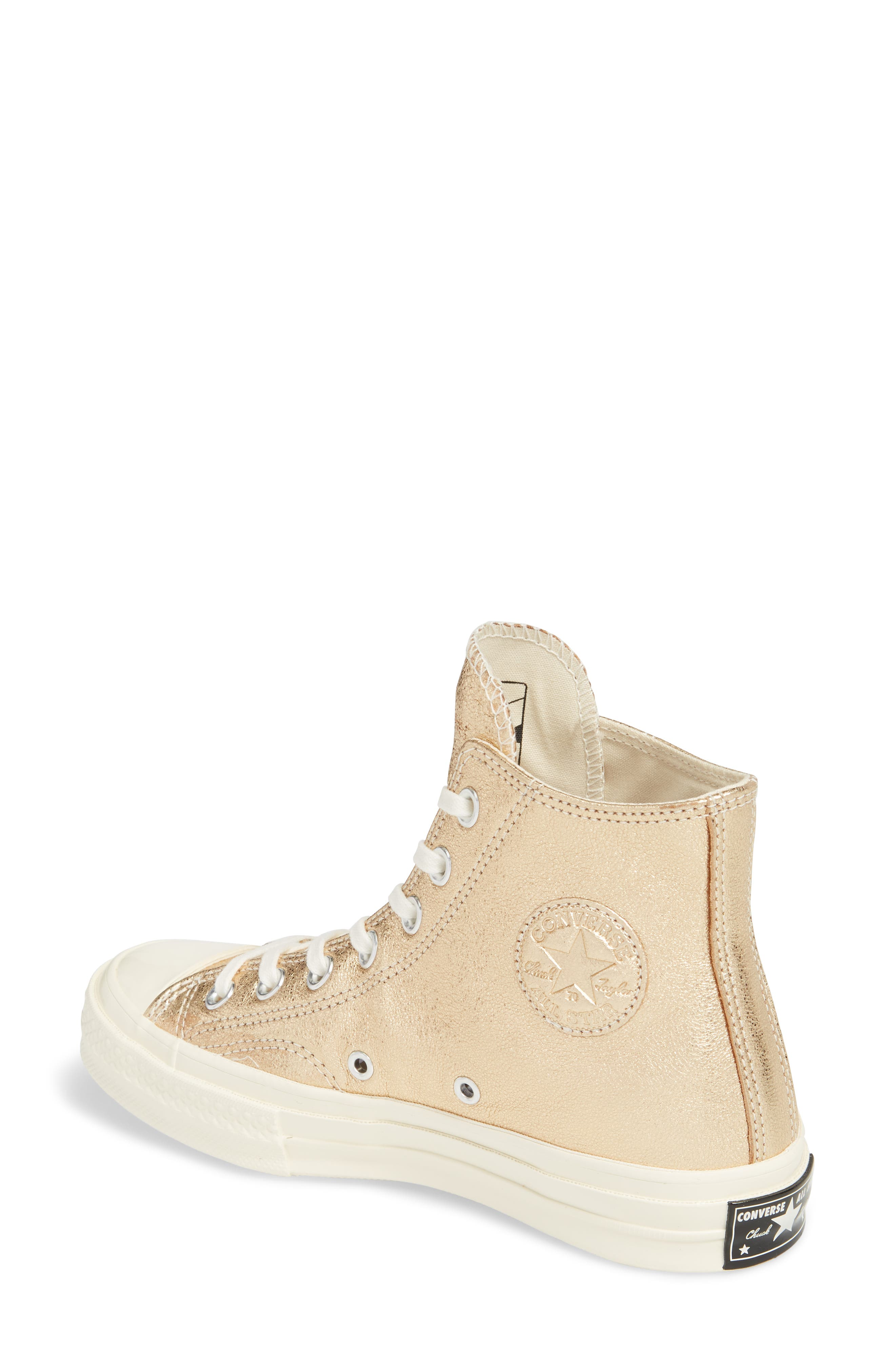 Chuck Taylor<sup>®</sup> All Star<sup>®</sup> Heavy Metal 70 High Top Sneaker,                             Alternate thumbnail 6, color,
