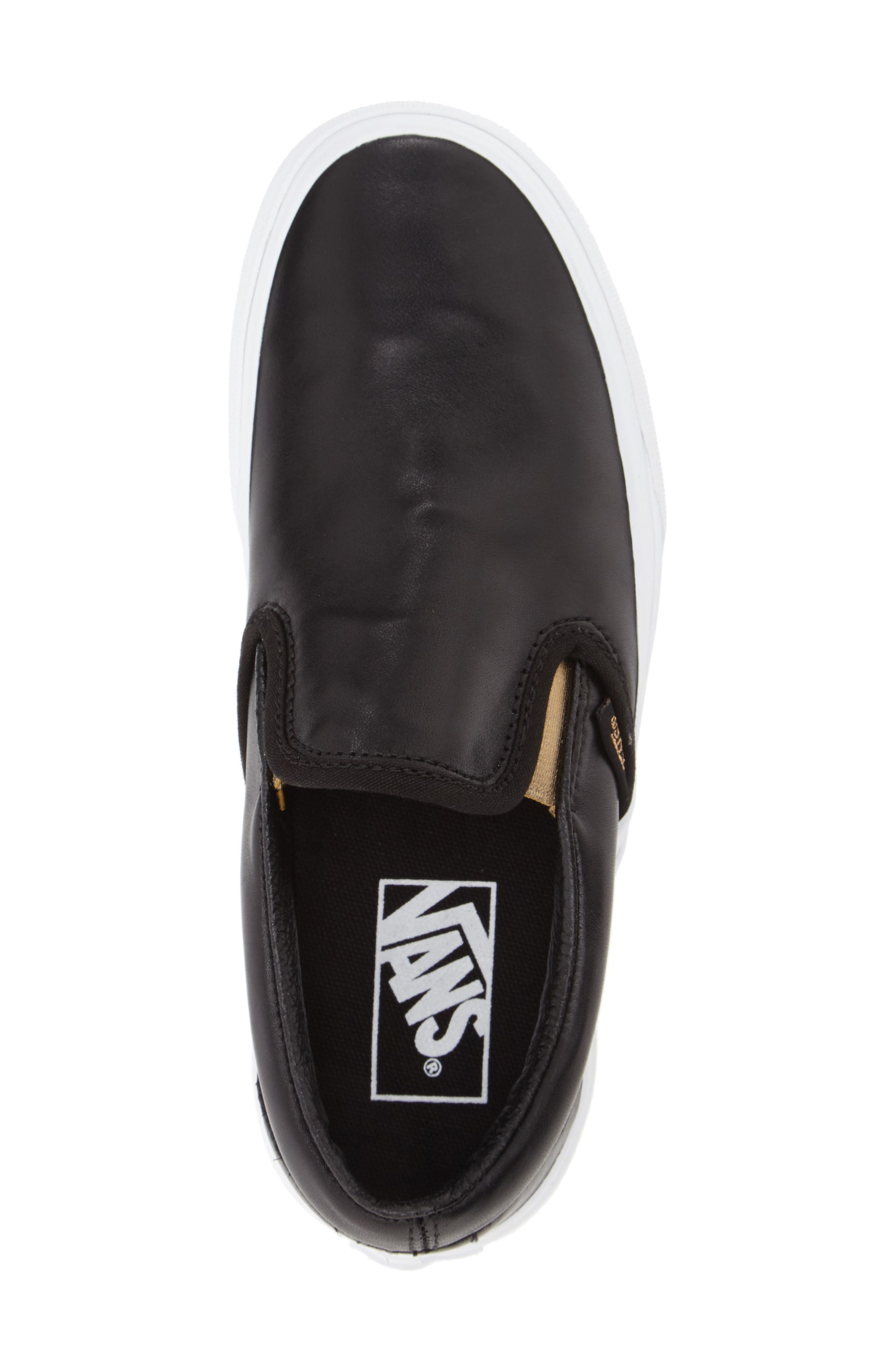 Classic Slip-On Sneaker,                             Alternate thumbnail 317, color,
