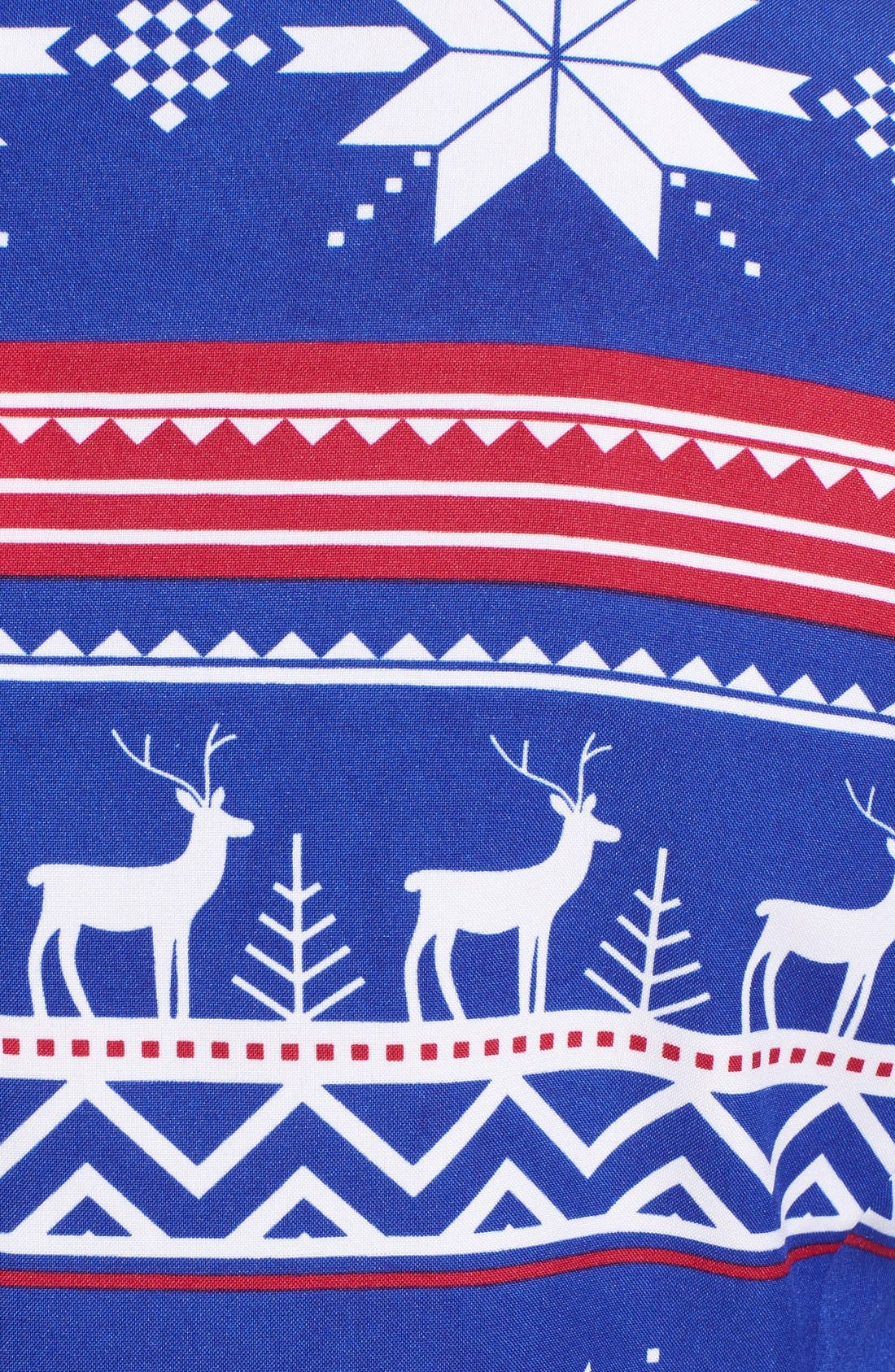 'Rudolph' Holiday Suit & Tie,                             Alternate thumbnail 6, color,                             400