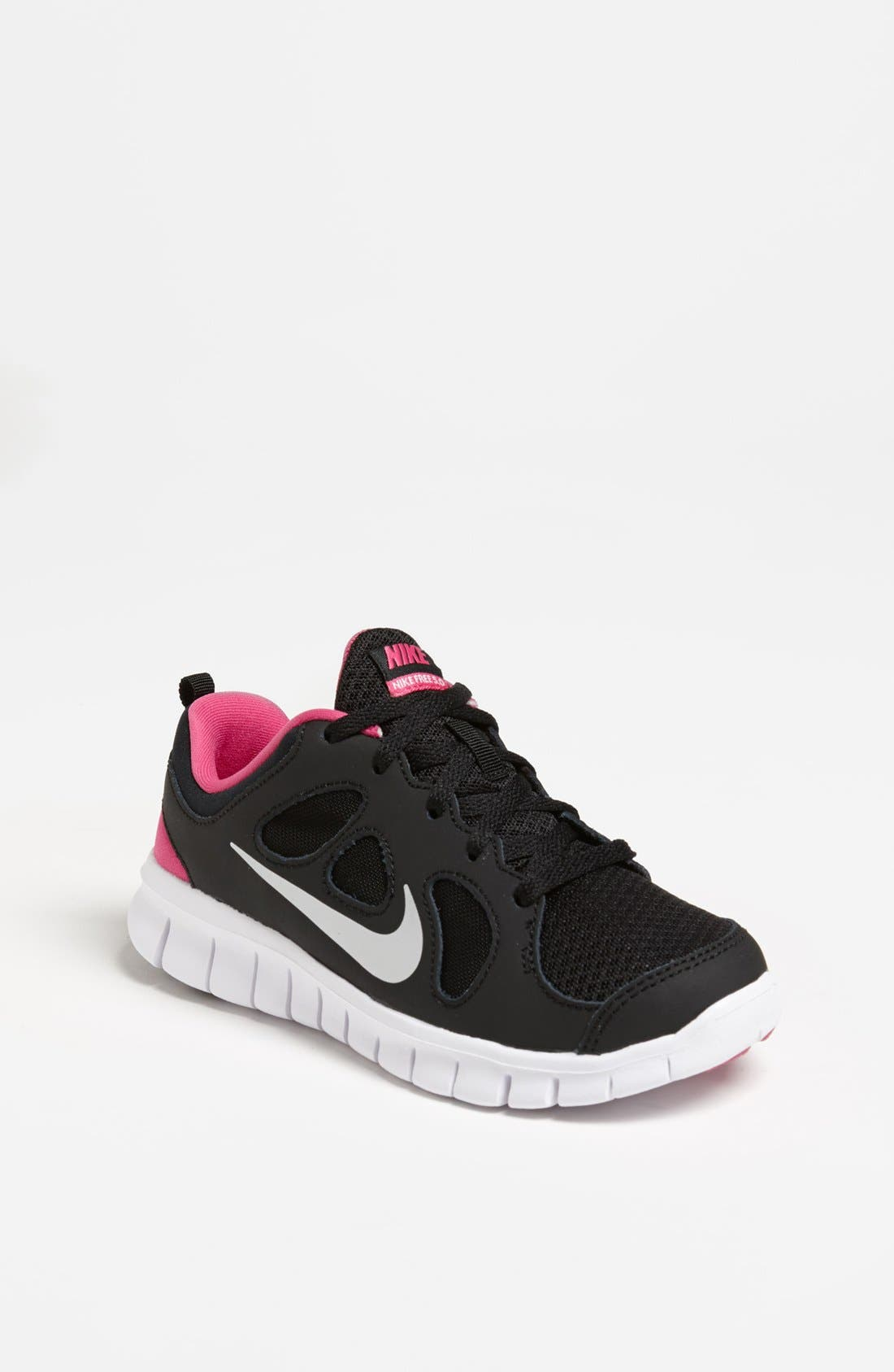 'Free Run 5.0' Running Shoe,                             Main thumbnail 1, color,                             001