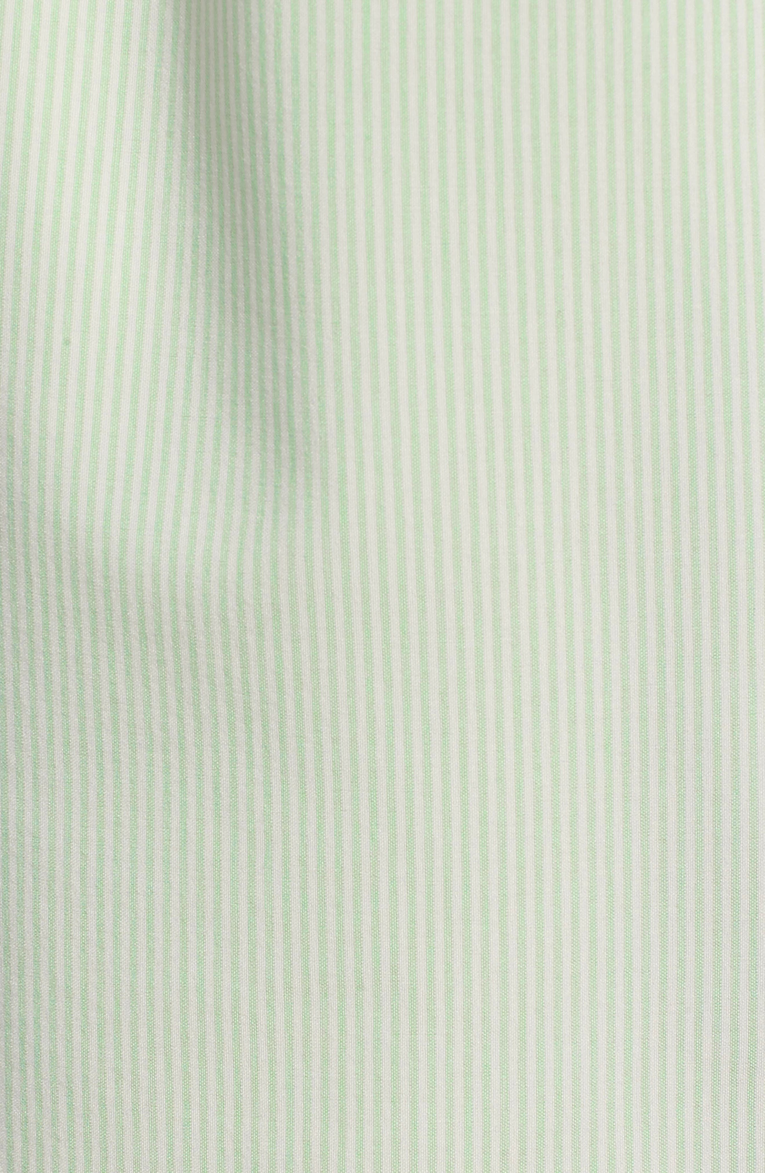 Spot Swim Trunks,                             Alternate thumbnail 5, color,                             SEA GLASS GREEN