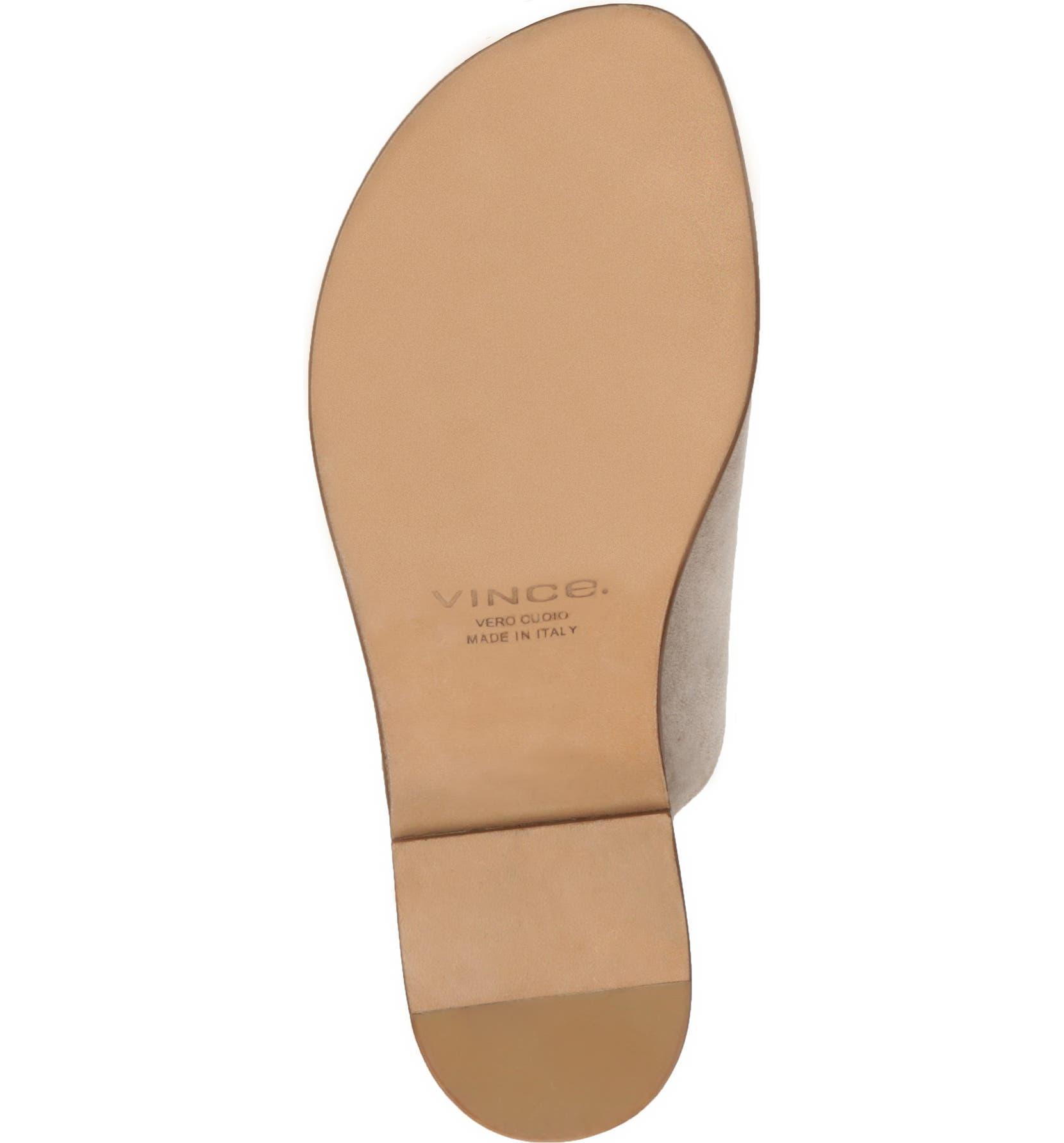 50eff646e1ef Vince Edris Toe Loop Sandal (Women)