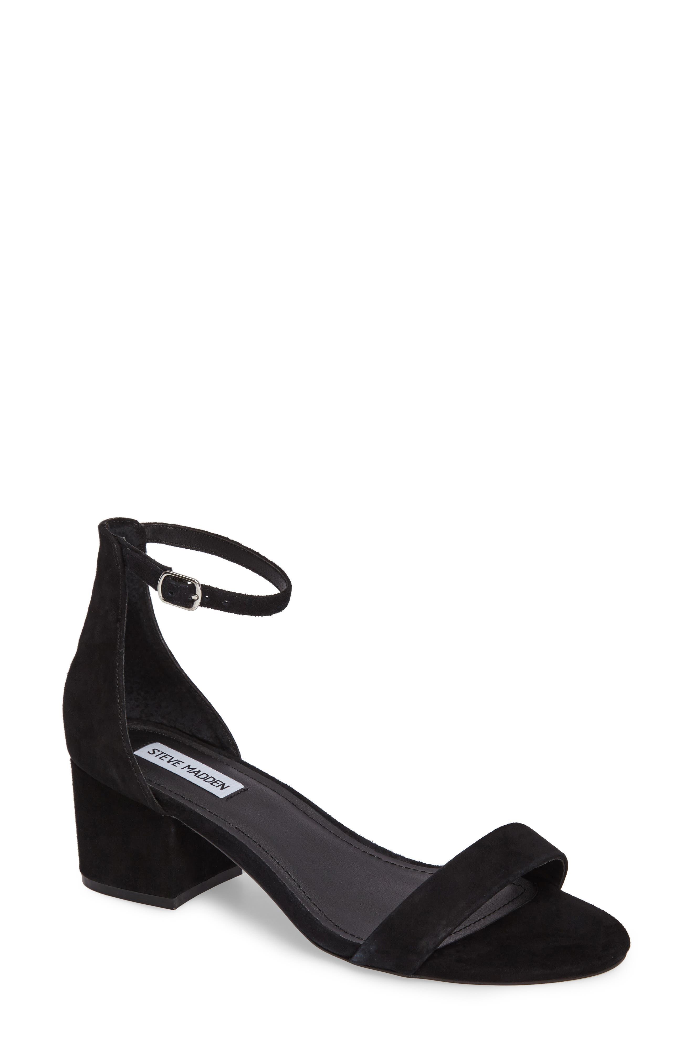 Irenee Ankle Strap Sandal,                             Main thumbnail 4, color,