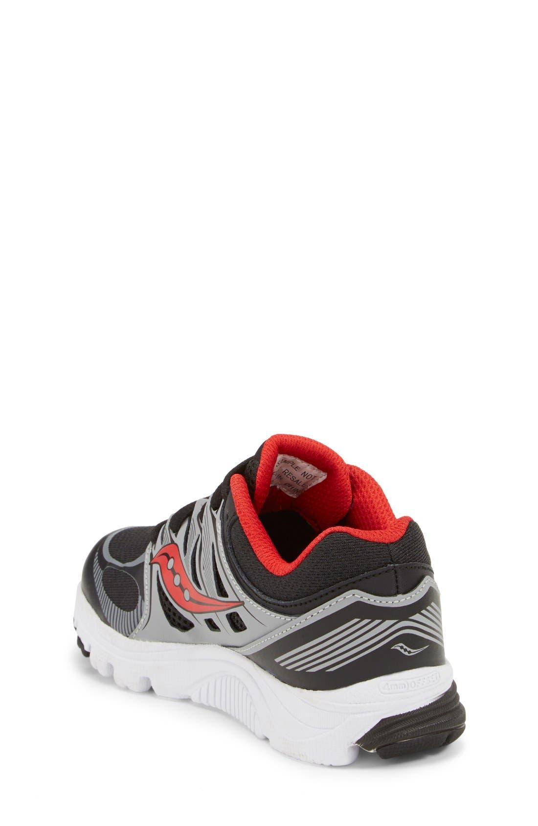 'Zealot' Athletic Shoe,                             Alternate thumbnail 4, color,                             013
