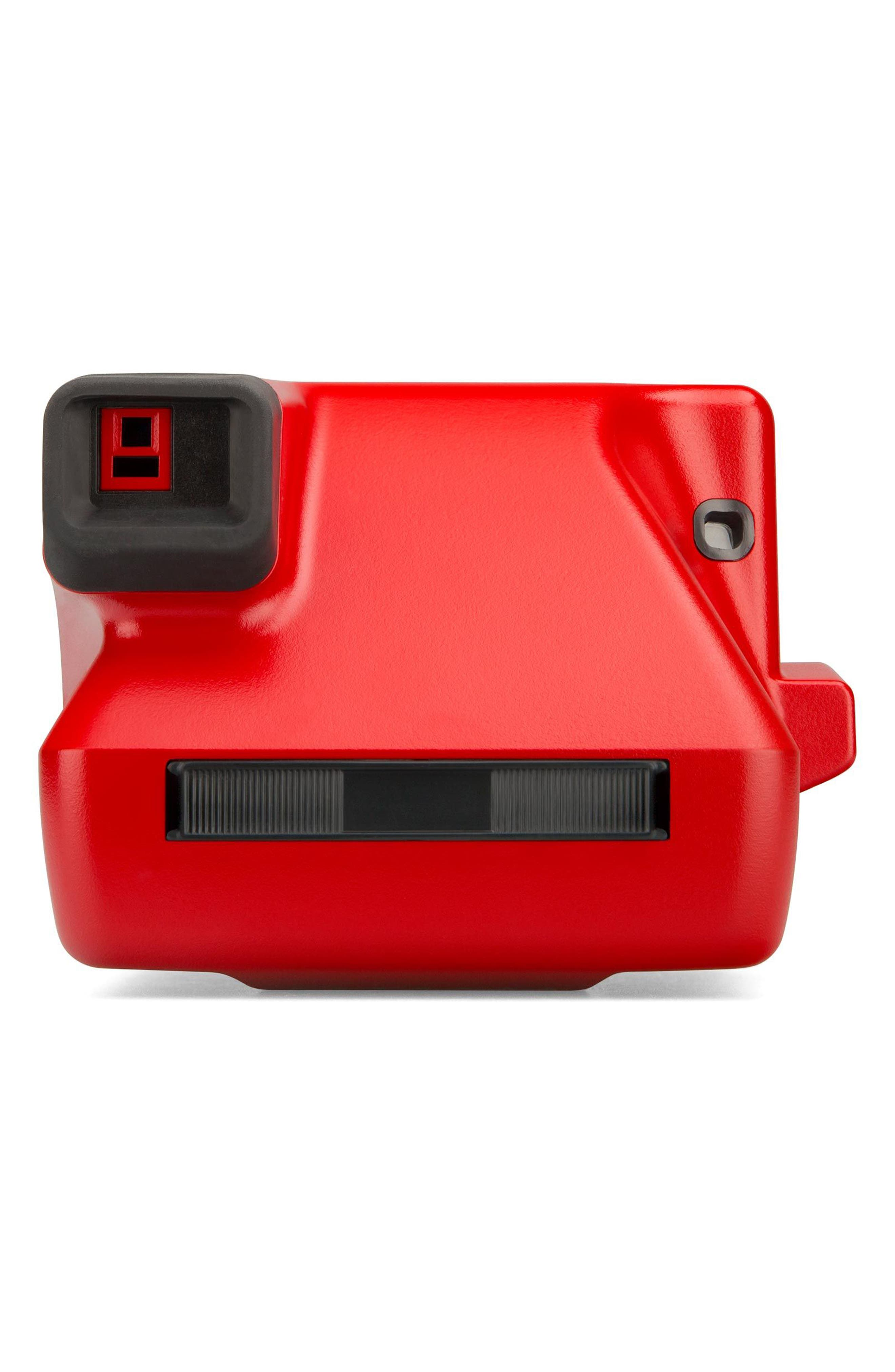 Impossible Project Polaroid 600 96 Cam Instant Camera,                             Alternate thumbnail 2, color,                             RED