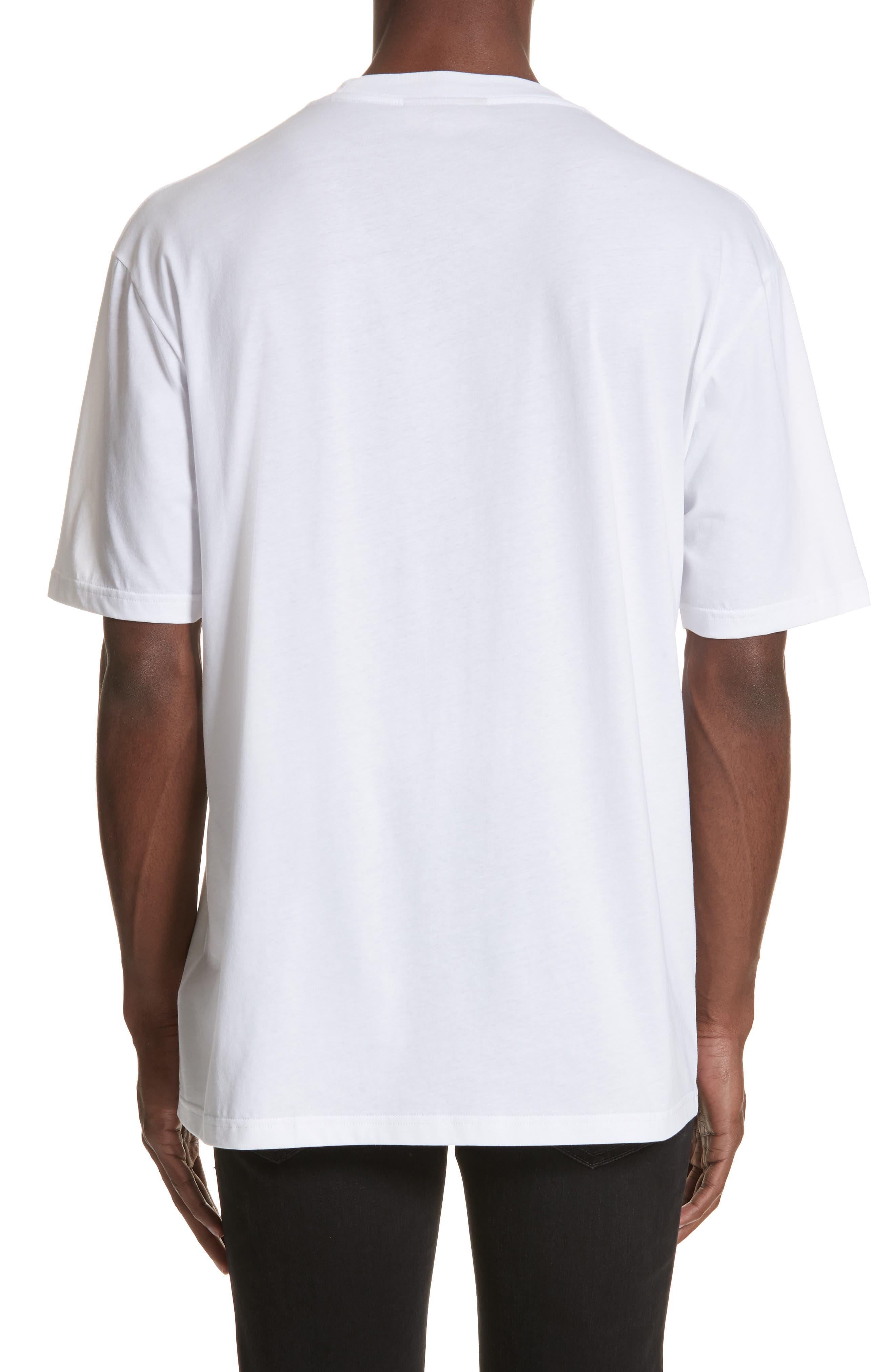 Cordan Graphic T-Shirt,                             Alternate thumbnail 2, color,                             WHITE