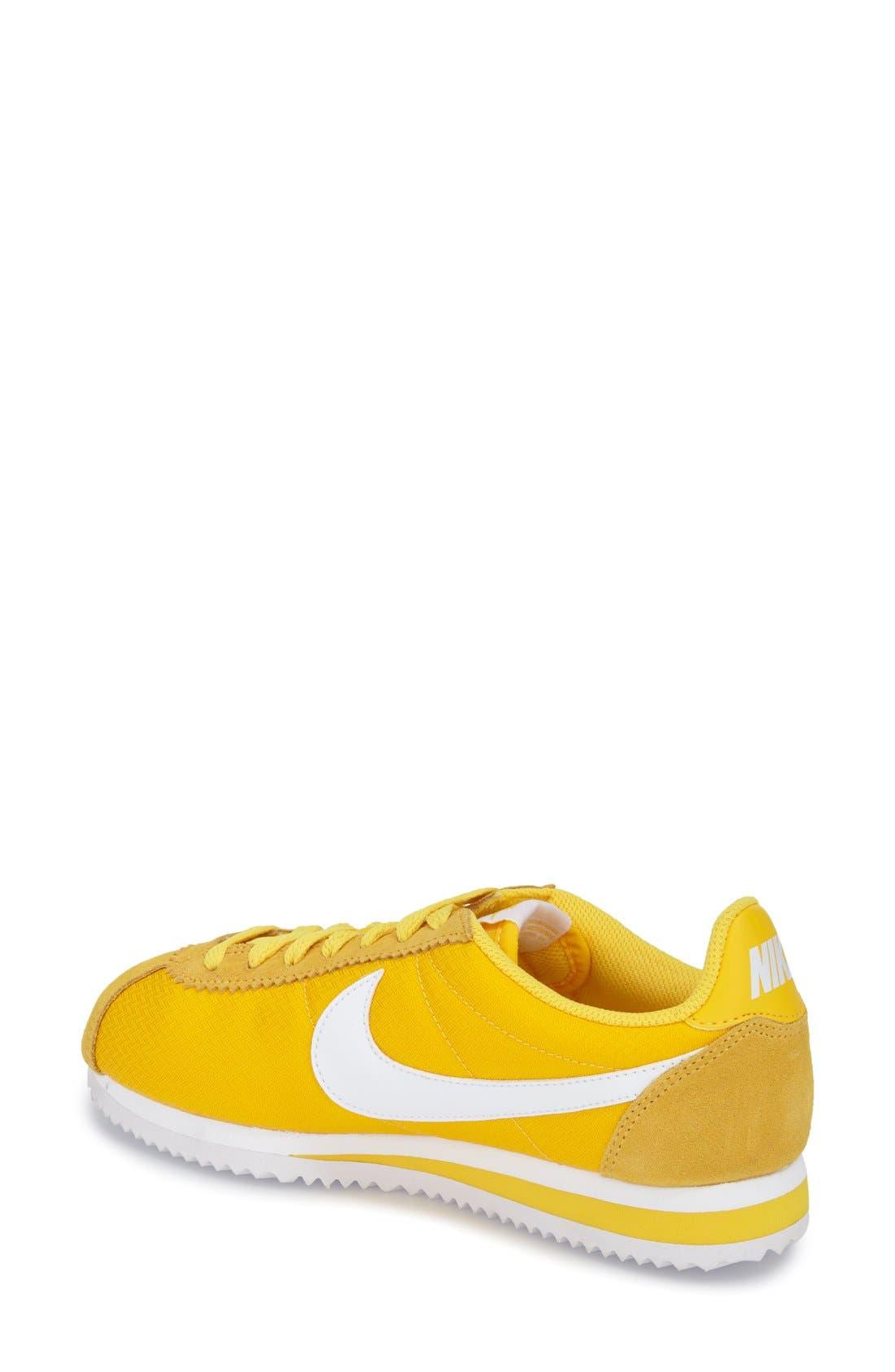 'Classic Cortez' Sneaker,                             Alternate thumbnail 10, color,