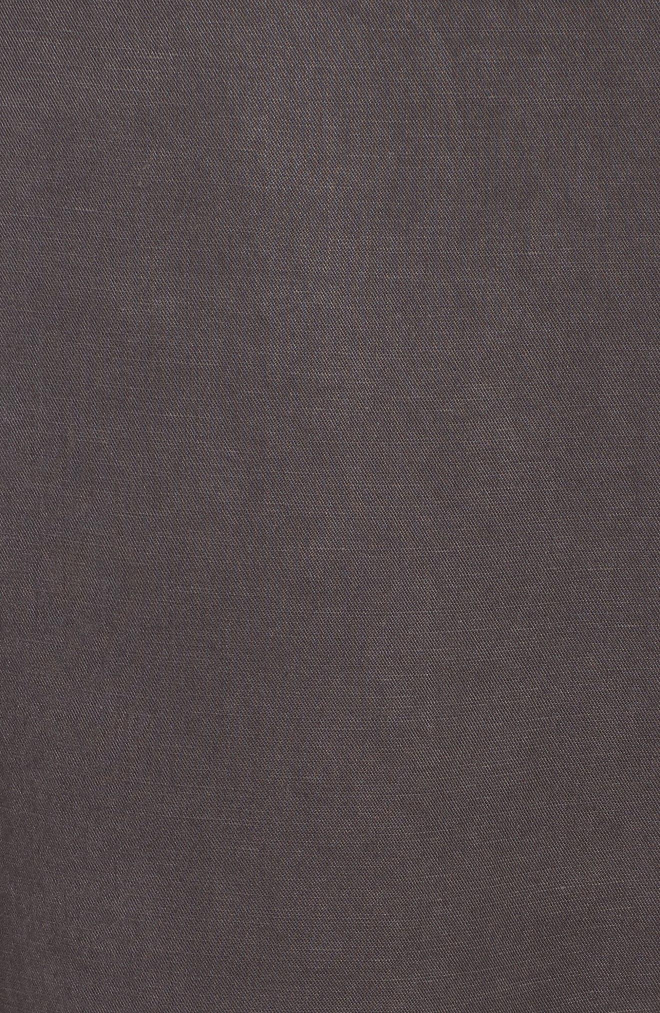 Tencel<sup>®</sup> & Linen Ankle Pants,                             Alternate thumbnail 10, color,