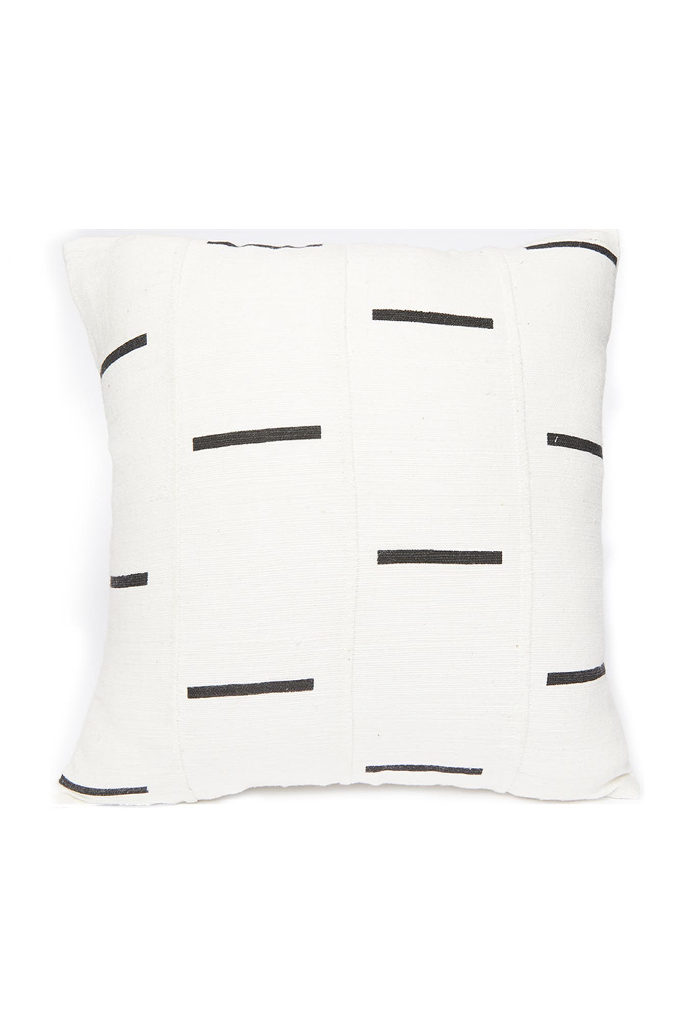 UNCOMMON JAMES BY KRISTIN CAVALLARI Read Between the Lines Pillow Cover, Main, color, WHITE