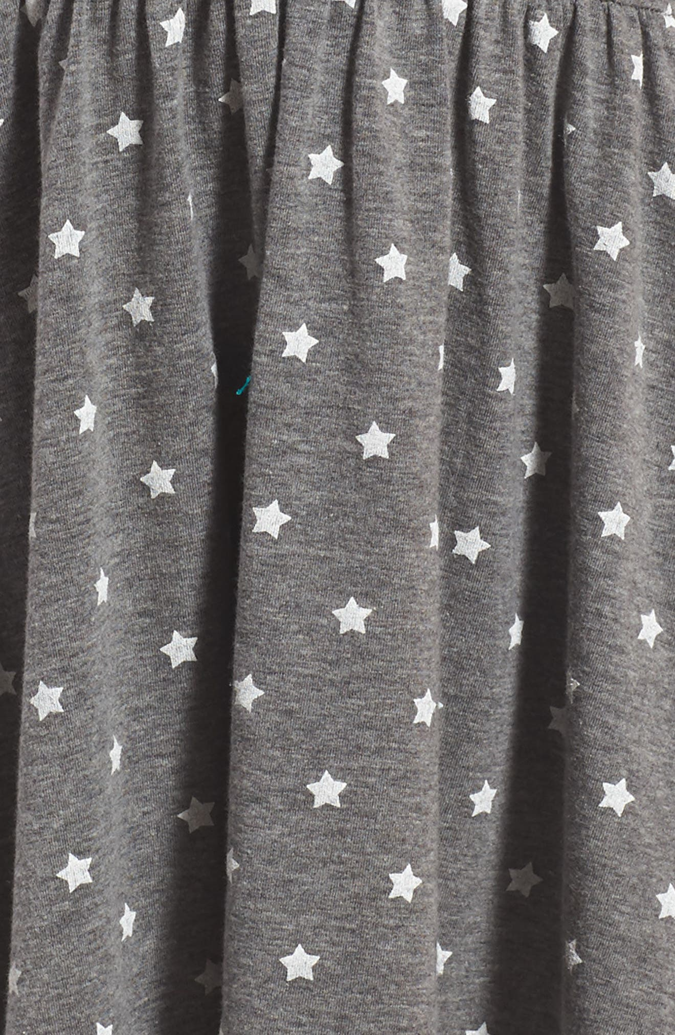 Print Knit Dress,                             Alternate thumbnail 3, color,                             021
