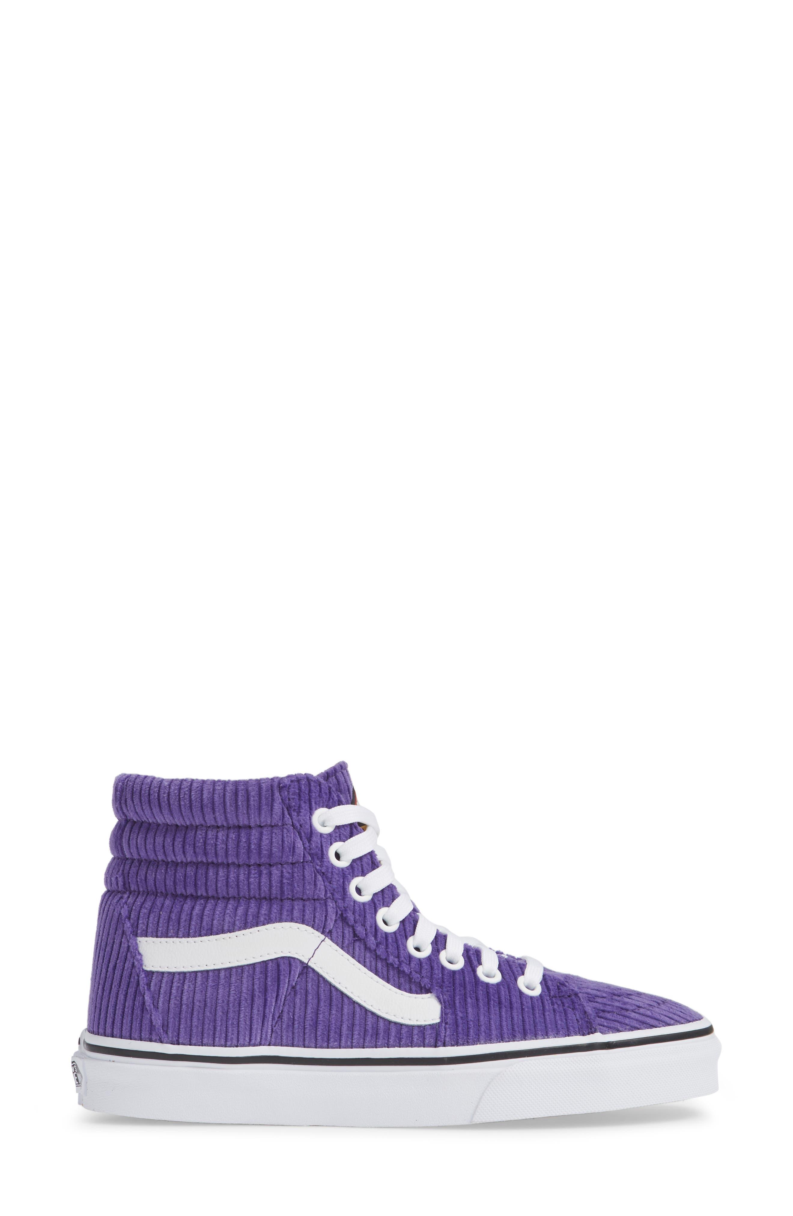 UA Sk8-Hi Design Assembly Sneaker,                             Alternate thumbnail 3, color,                             501