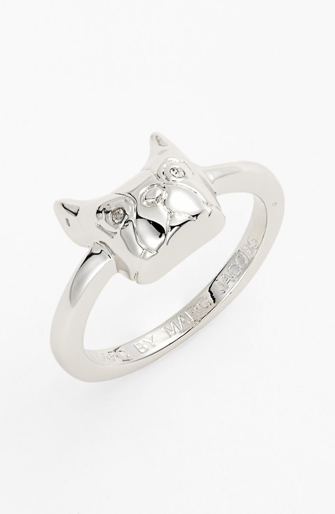 'Dynamite - Rue' Cat Ring,                             Main thumbnail 1, color,                             040
