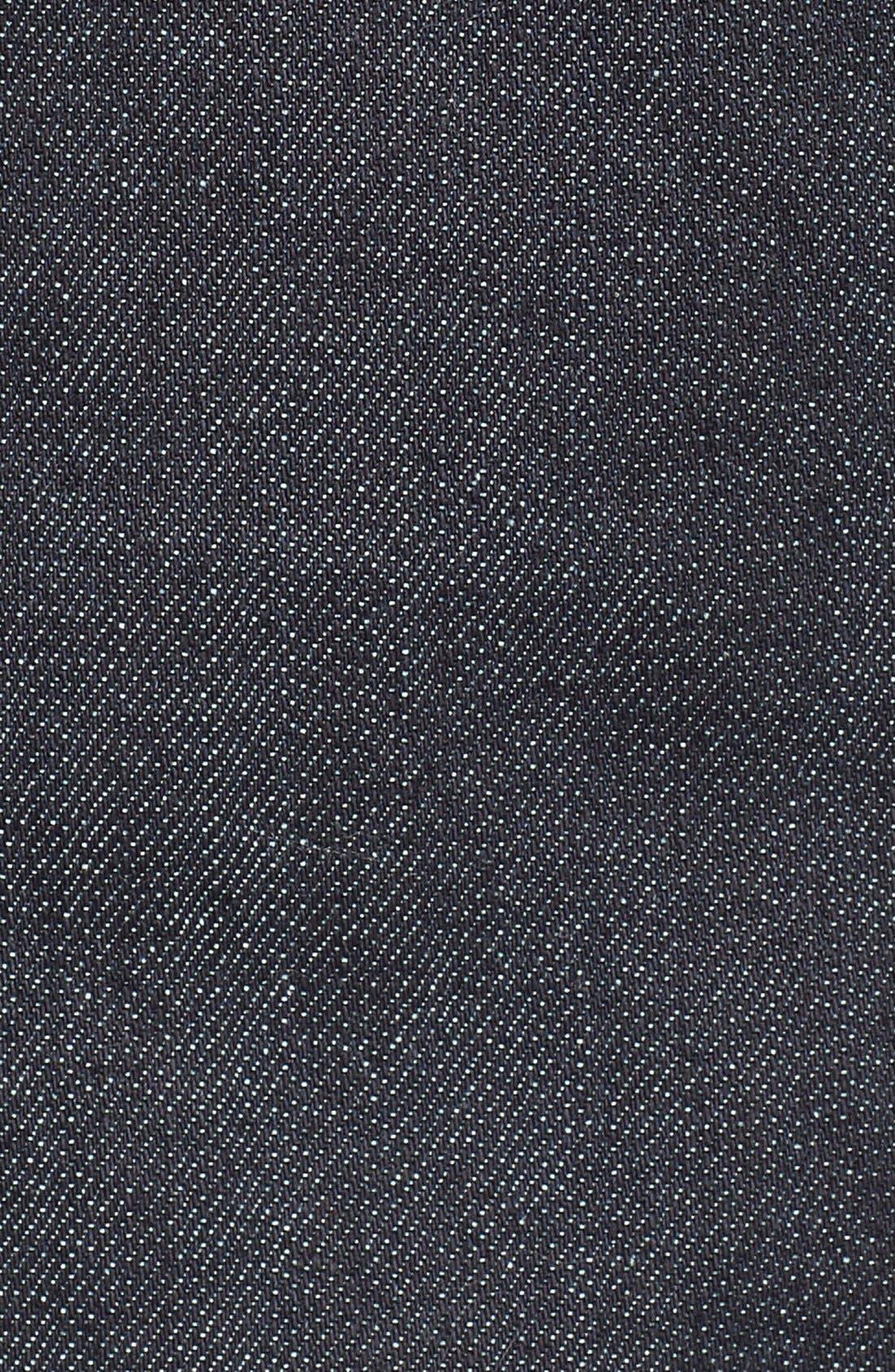 'Bramdale' Denim Trench Coat,                             Alternate thumbnail 2, color,                             409