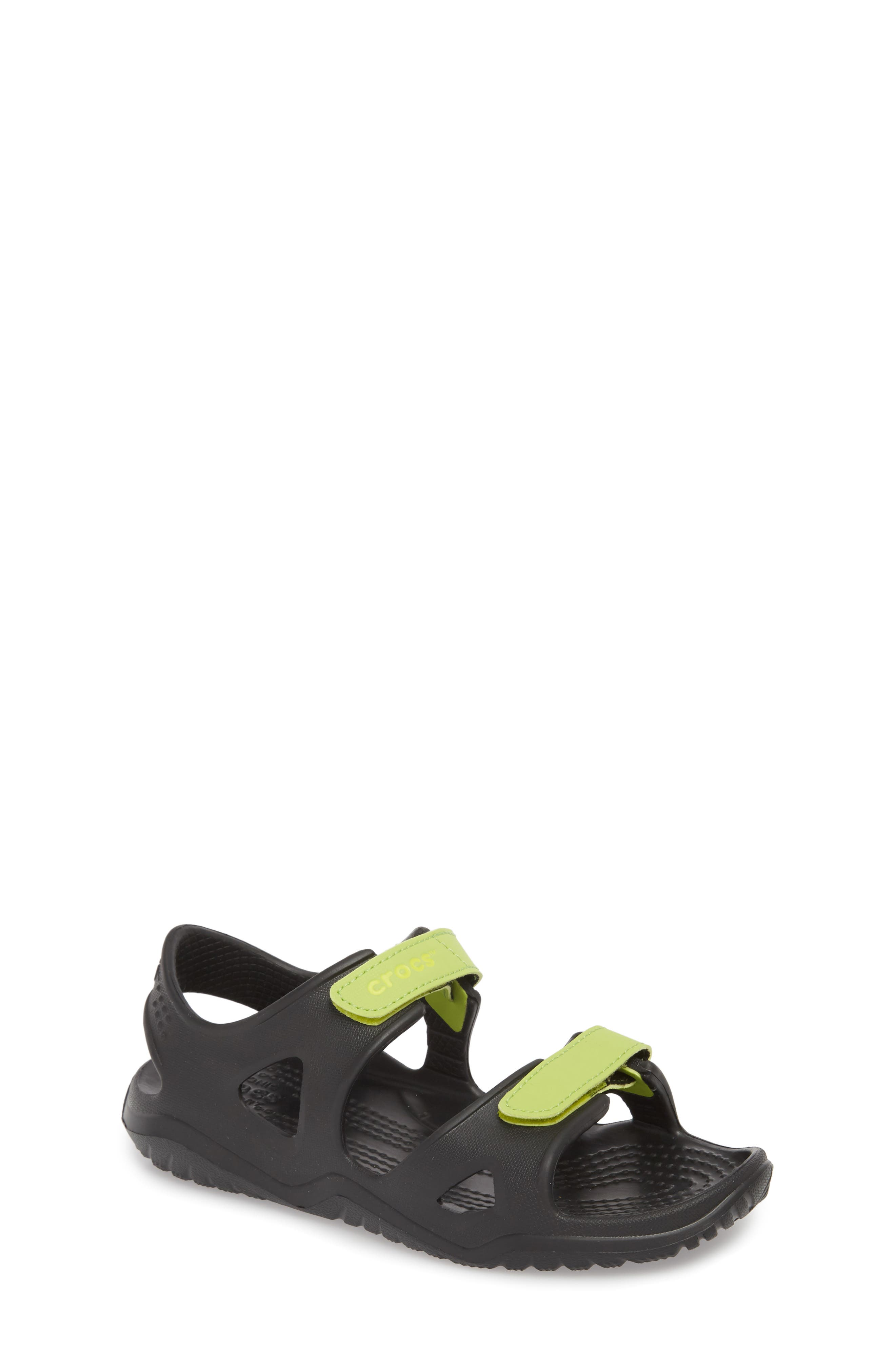Swiftwater River Sandal,                         Main,                         color, 012