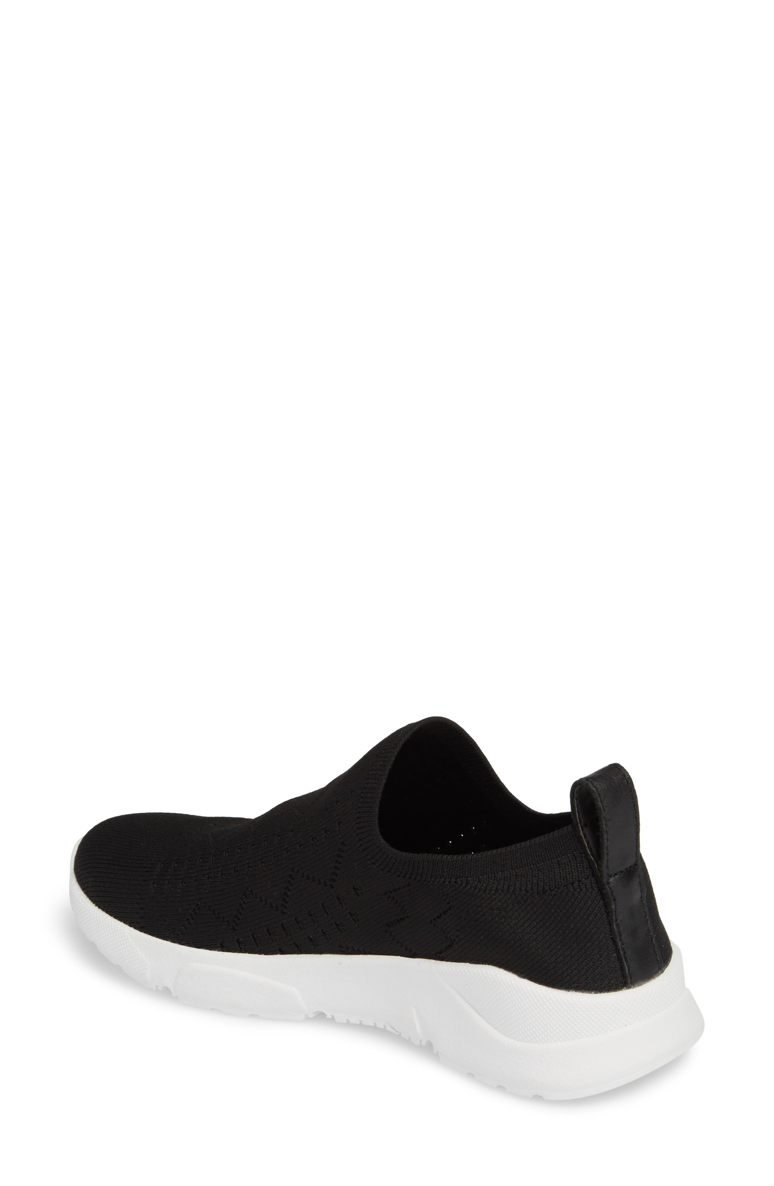Karrie Slip-On Sneaker,                             Alternate thumbnail 2, color,                             001