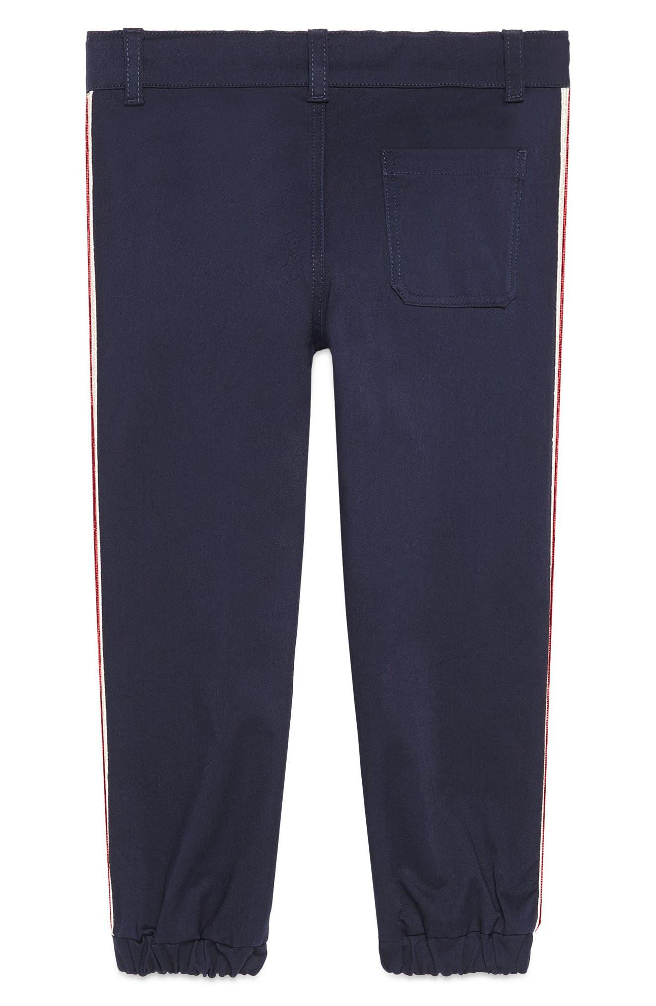 Stripe Pants,                         Main,                         color, BLUE MULTI
