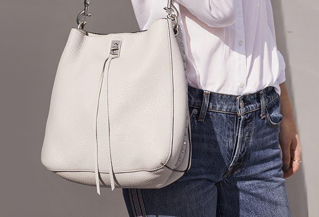The white bag.