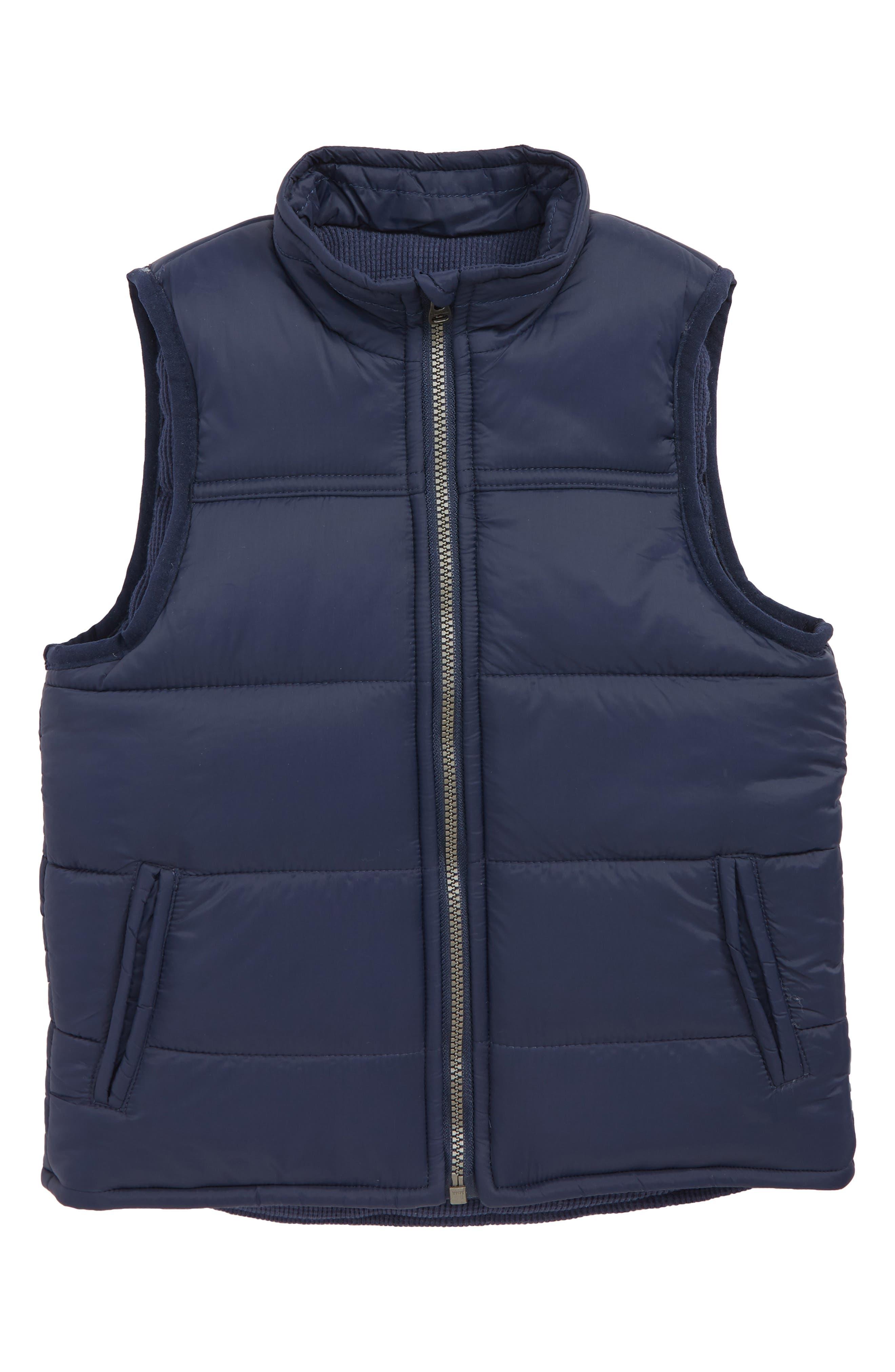 Puffer Vest,                         Main,                         color, 411