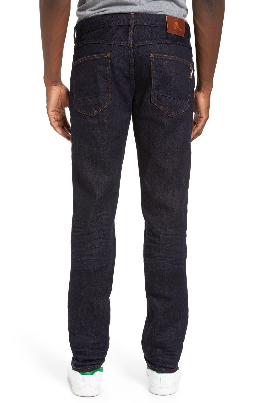 Canal Slim Fit Jeans,                             Alternate thumbnail 7, color,                             460
