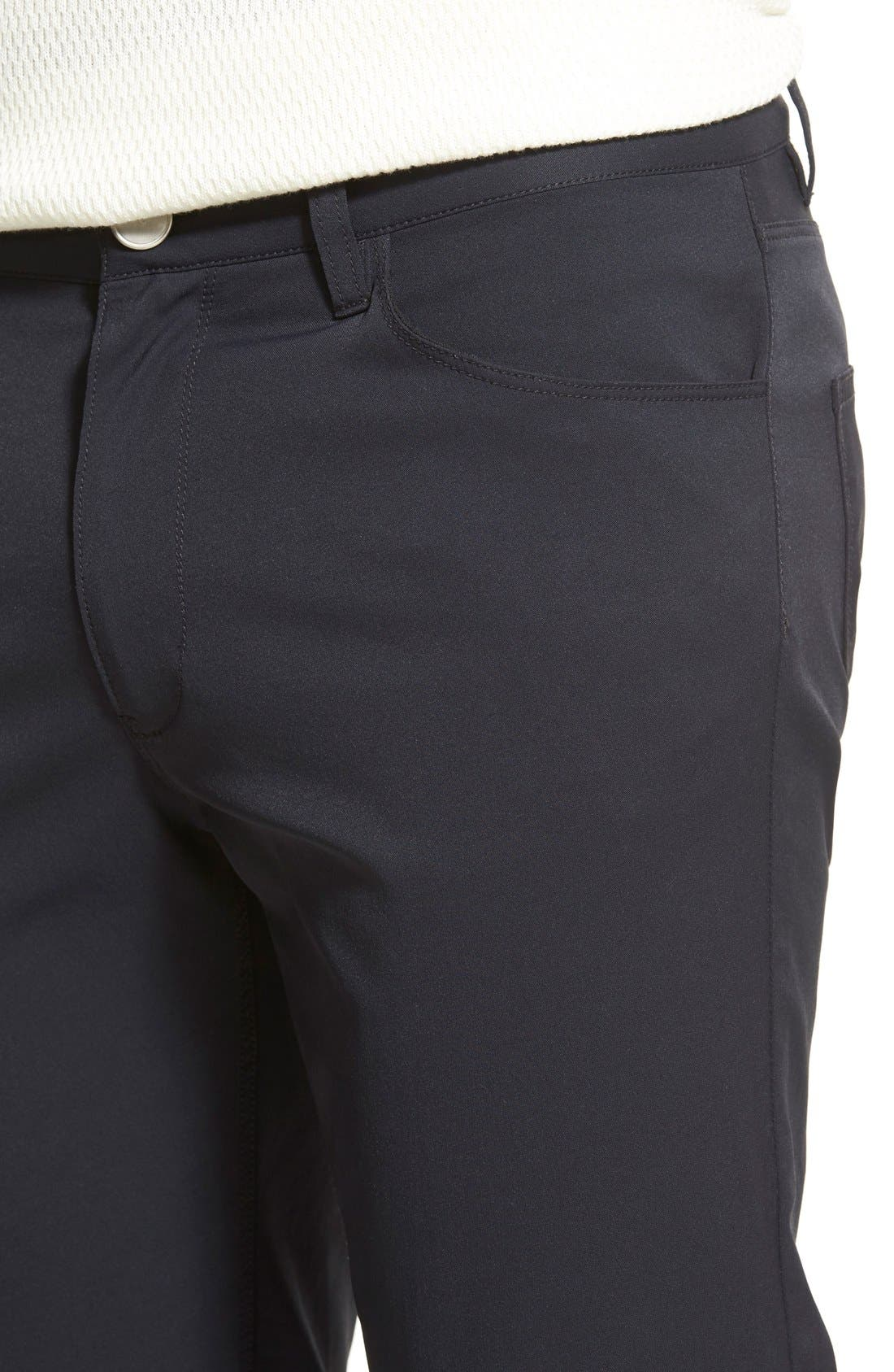 'Zaine Neoteric' Slim Fit Pants,                             Alternate thumbnail 13, color,