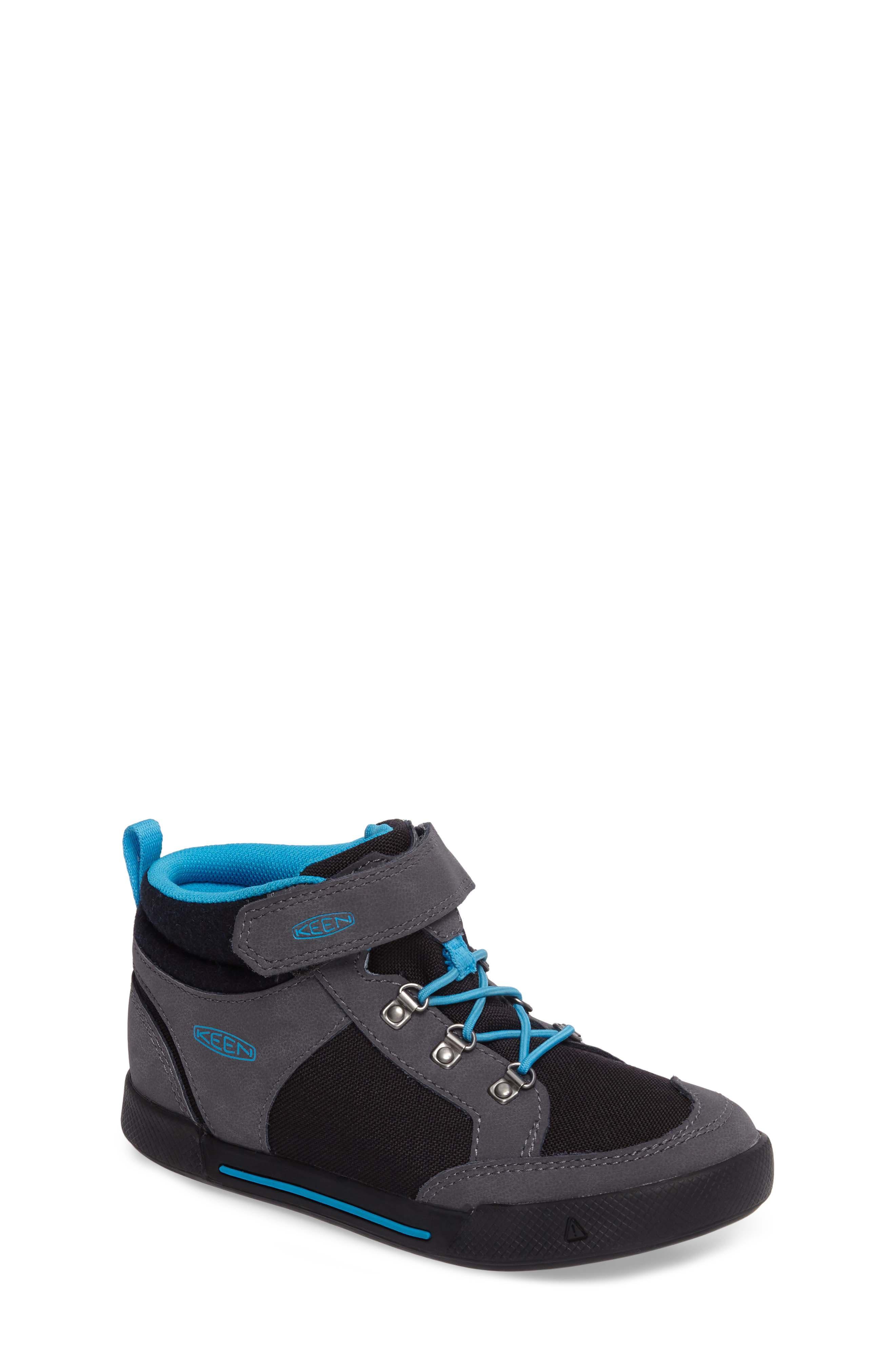 Encanto Wesley II High Top Sneaker,                             Main thumbnail 1, color,                             003