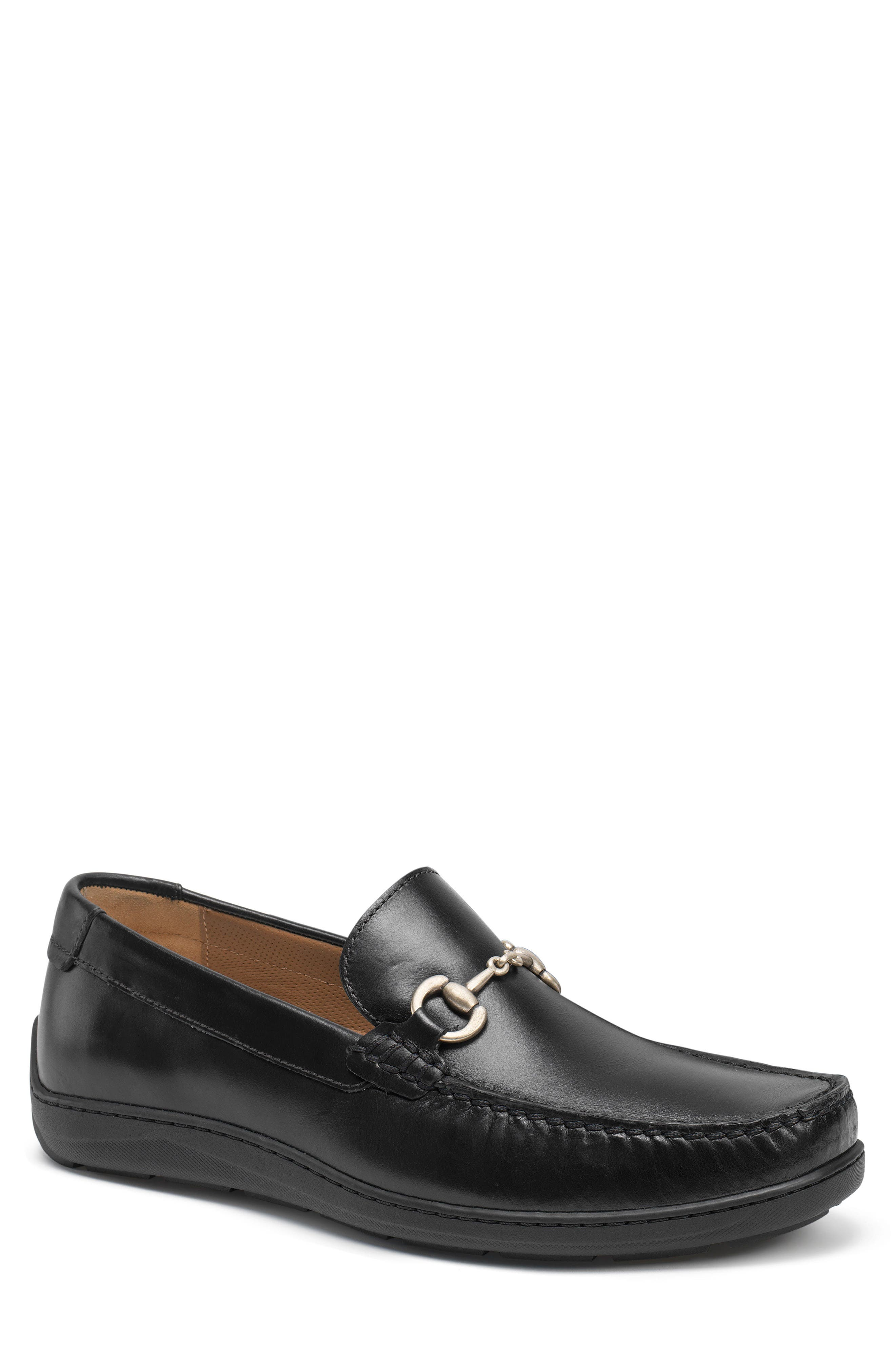 Stalworth Bit Loafer,                             Main thumbnail 1, color,                             001