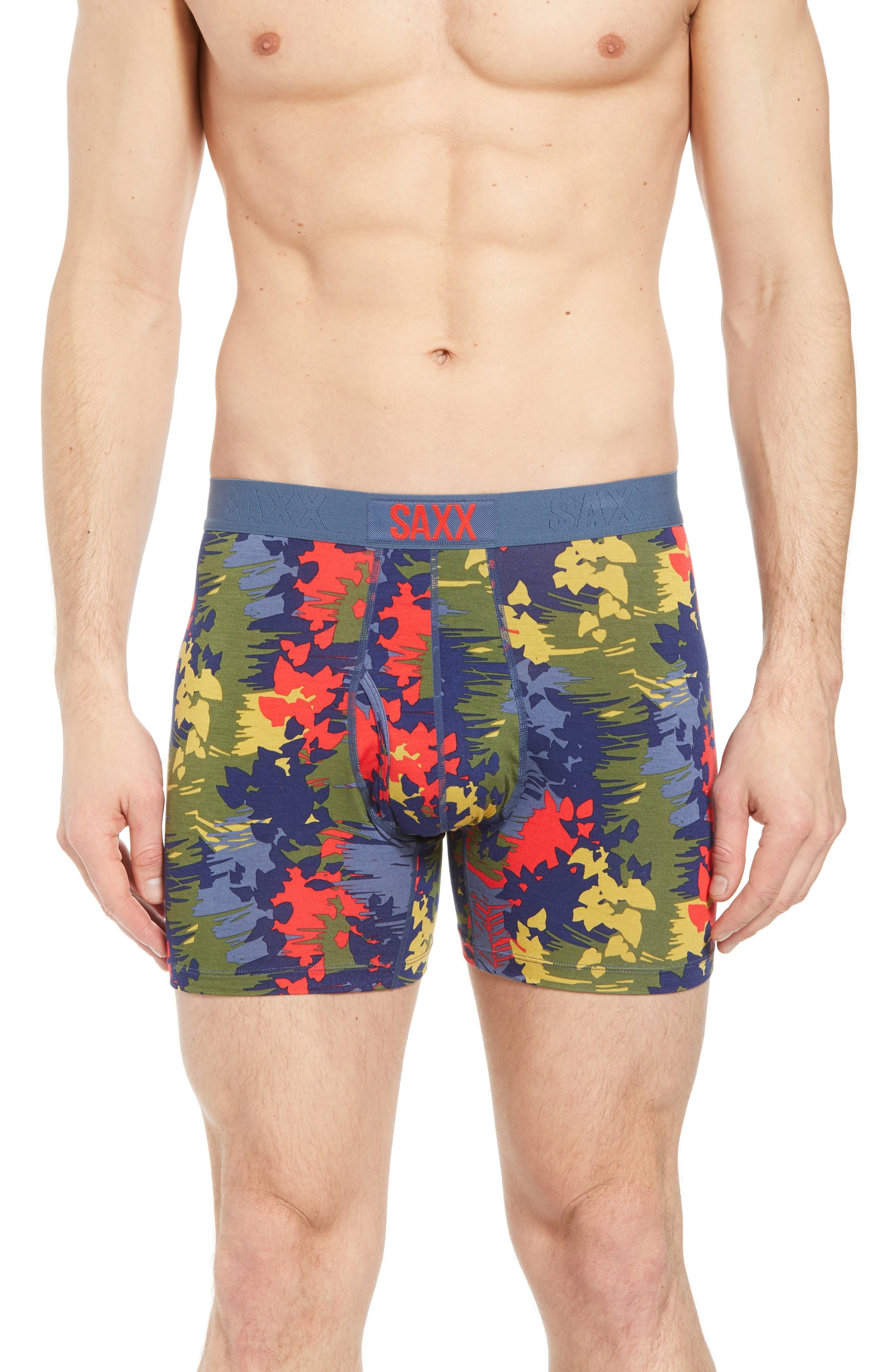 Vibe Modern Fit Boxer Brief,                             Main thumbnail 1, color,                             CANOPY CAMO