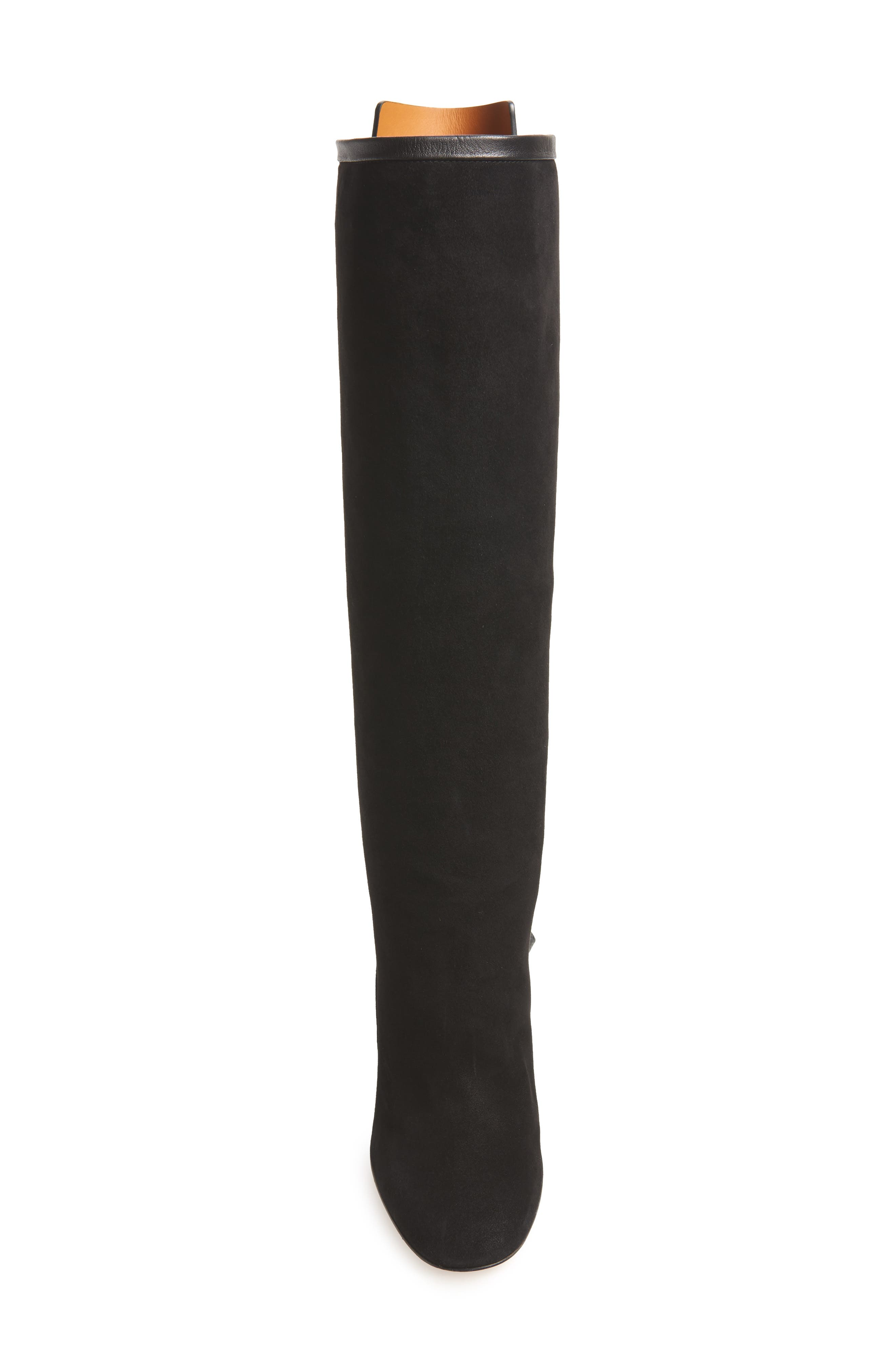 Charlie Knee High Boot,                             Alternate thumbnail 4, color,                             002