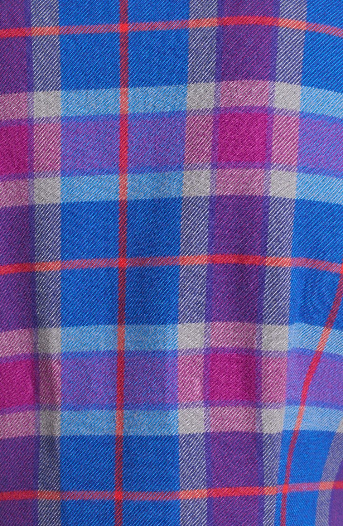 'Fjord' Flannel Shirt,                             Alternate thumbnail 45, color,