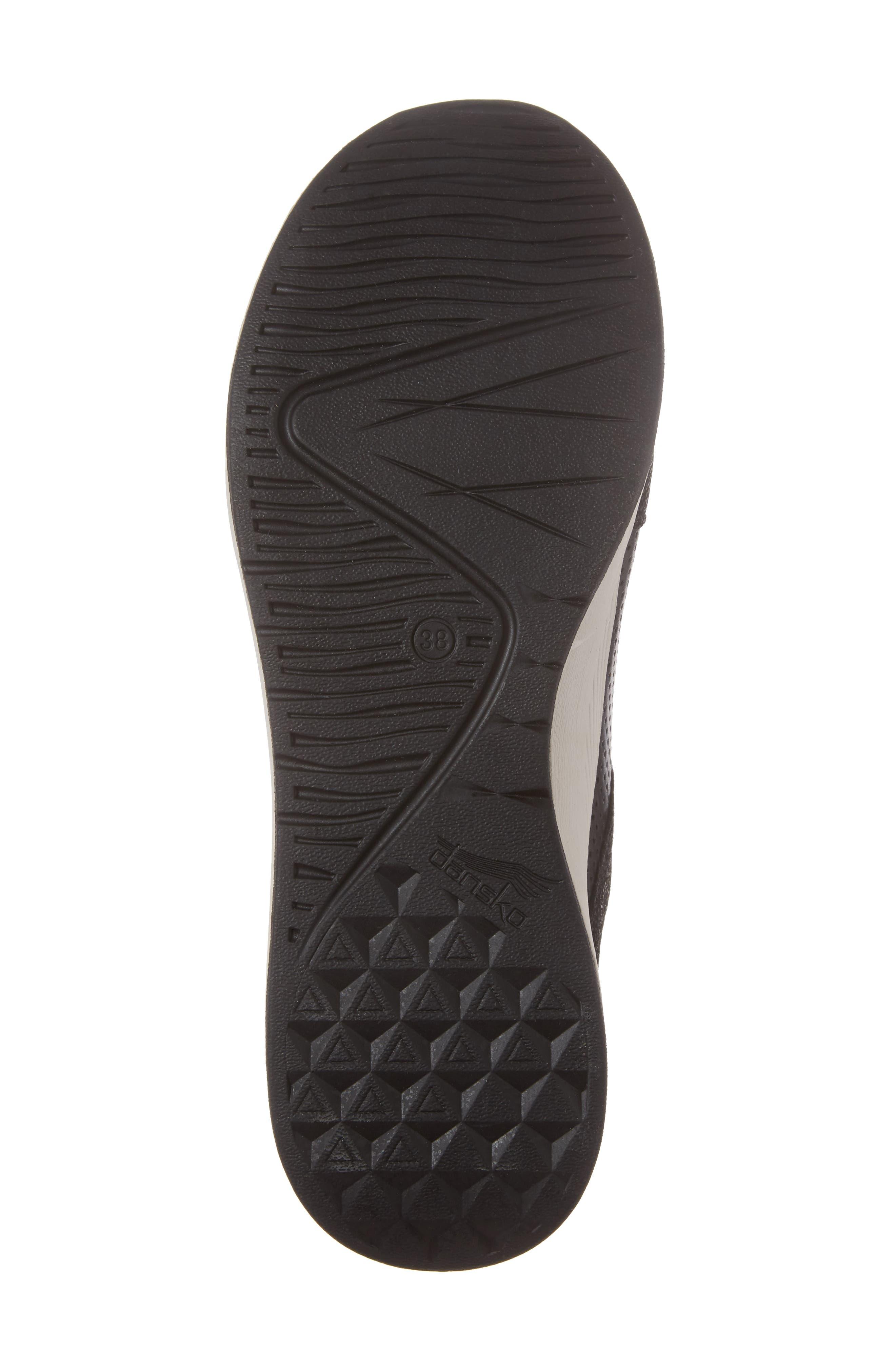 Cozette Slip-On Sneaker,                             Alternate thumbnail 6, color,                             001