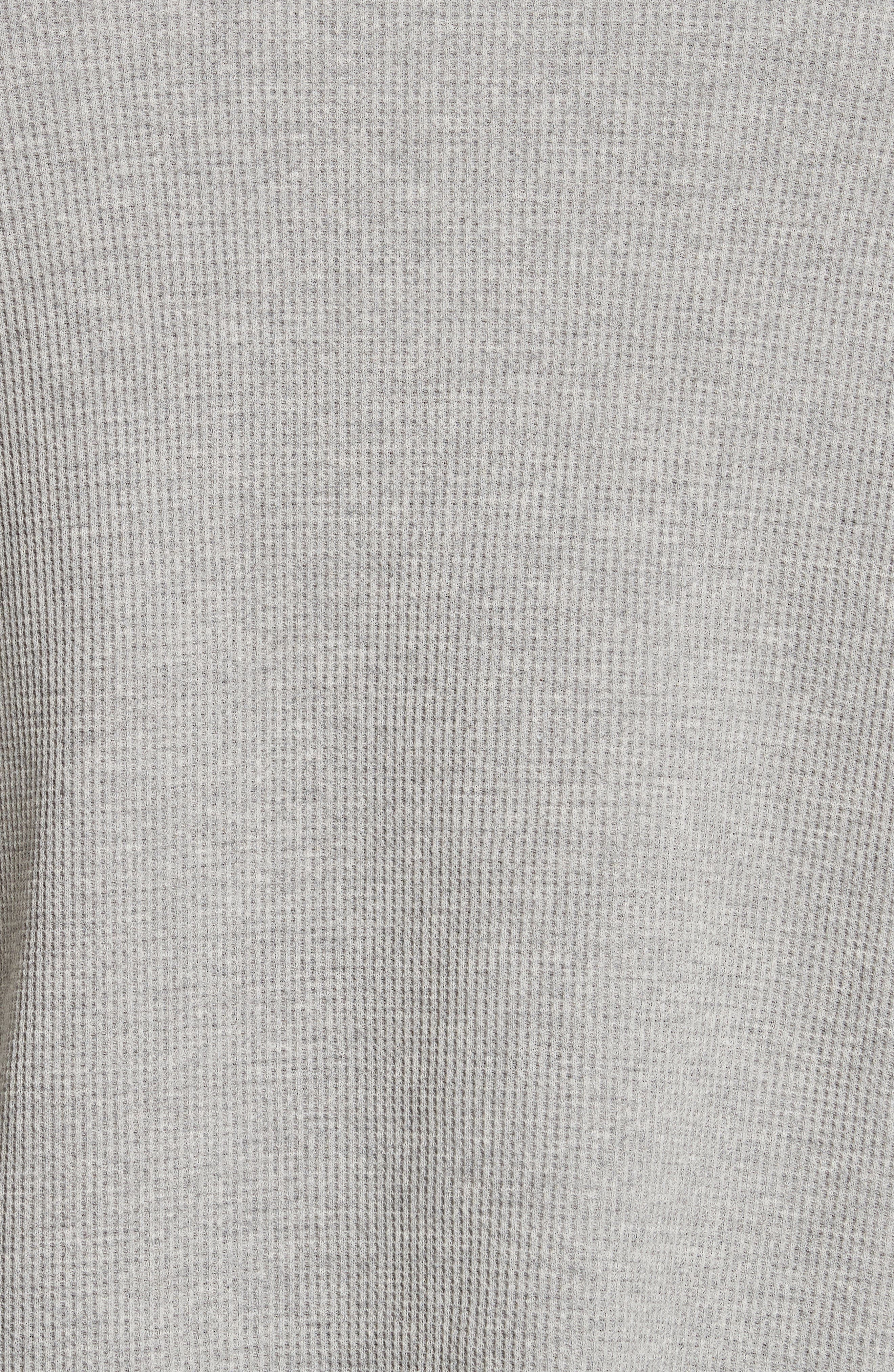 Military Panel Sleeve Thermal Shirt,                             Alternate thumbnail 5, color,                             029