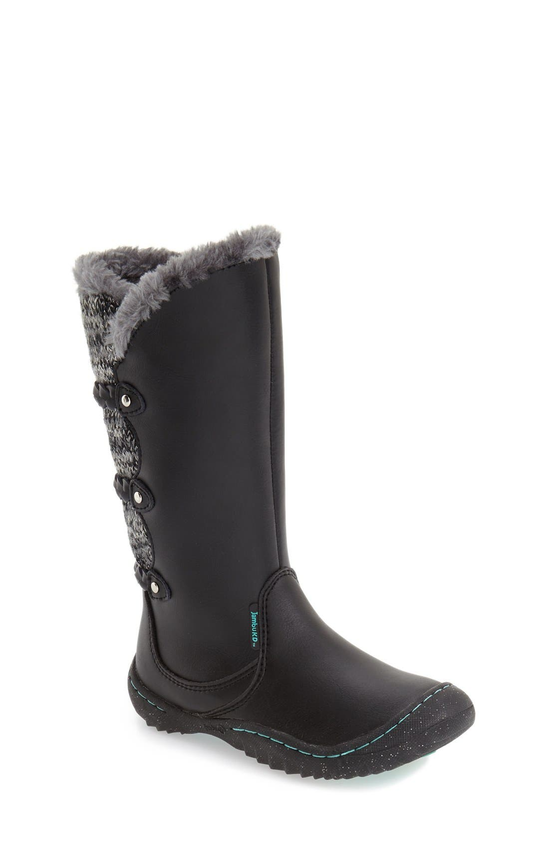 'Azami' Water Resistant Boot,                         Main,                         color, 001