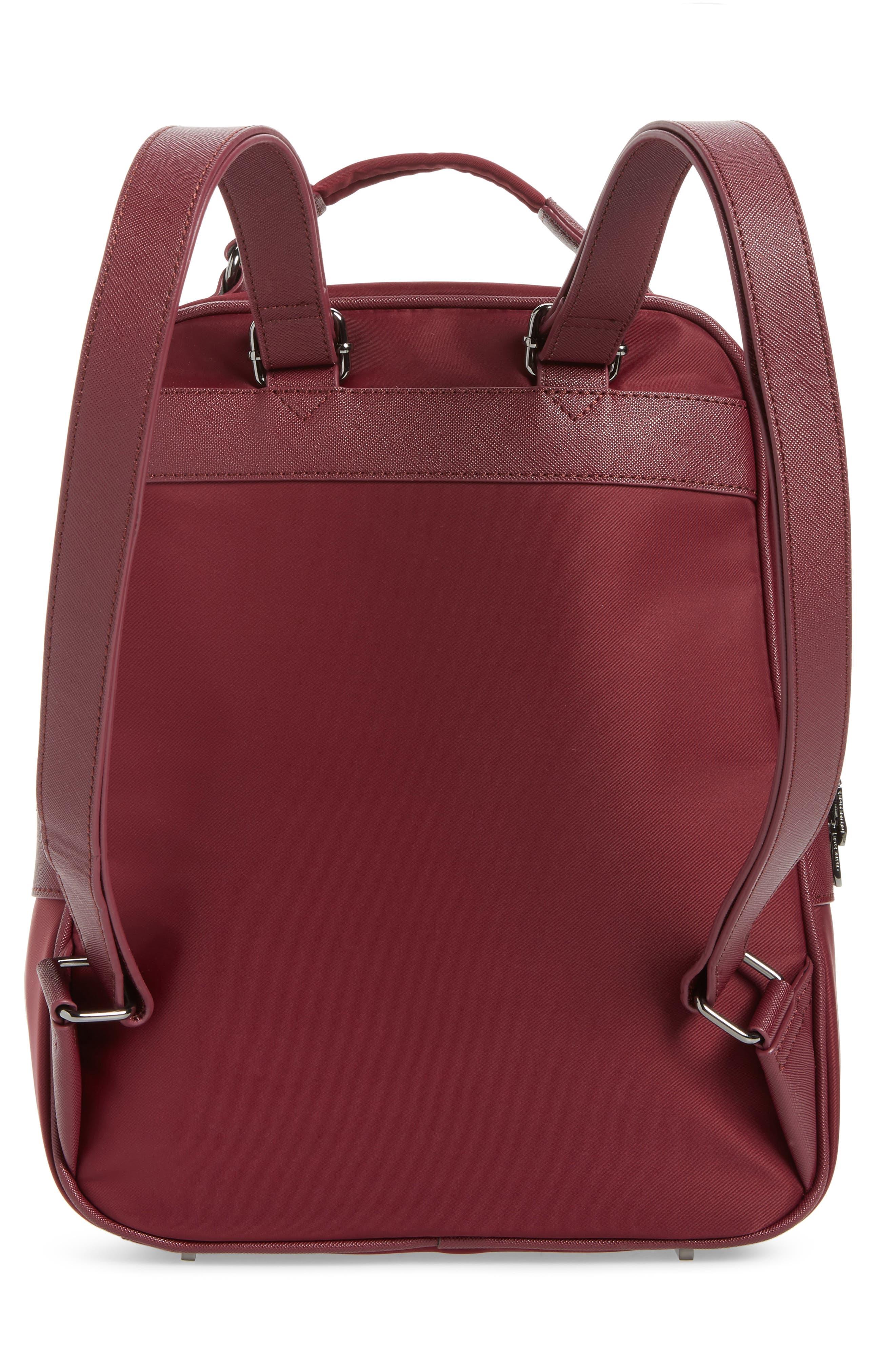 Céline Dion Presto Nylon Backpack,                             Alternate thumbnail 12, color,
