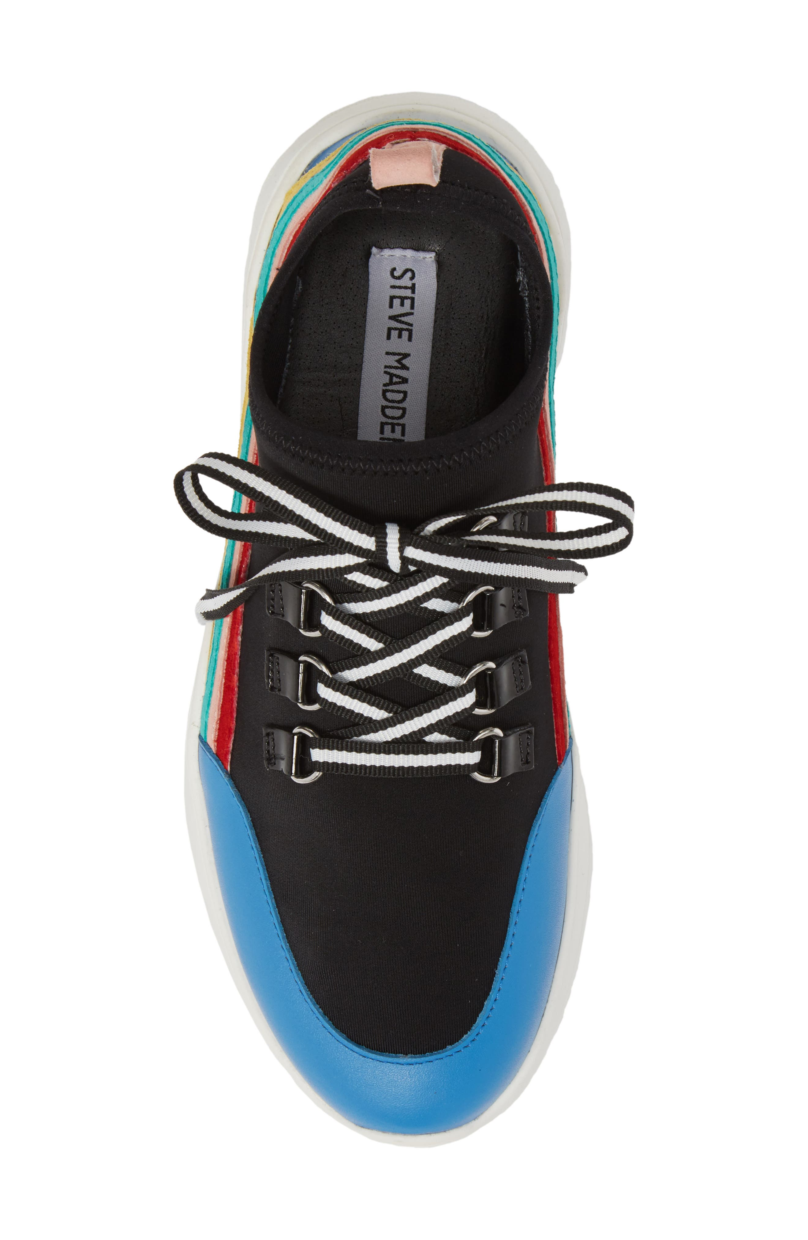 Cavo Rainbow Sneaker,                             Alternate thumbnail 5, color,                             015