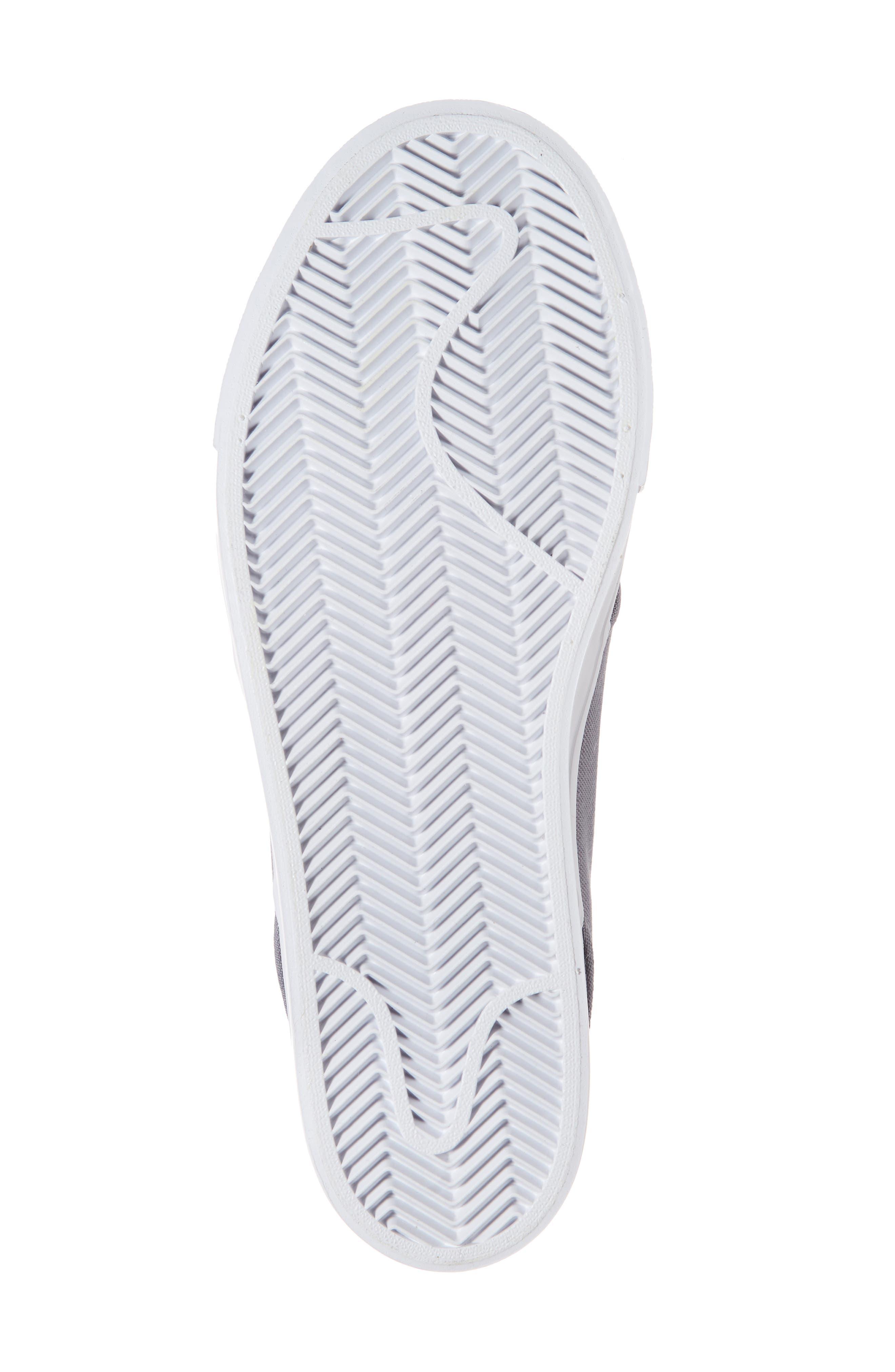 Zoom - Stefan Janoski SB Canvas Skate Shoe,                             Alternate thumbnail 192, color,
