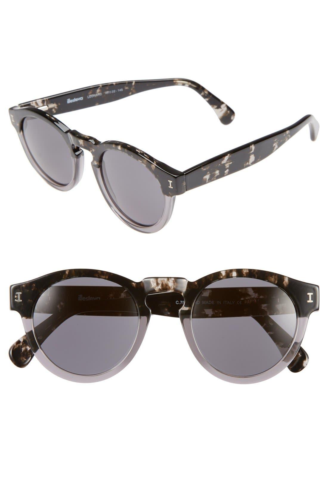 'Leonard' 47mm Sunglasses,                             Main thumbnail 17, color,