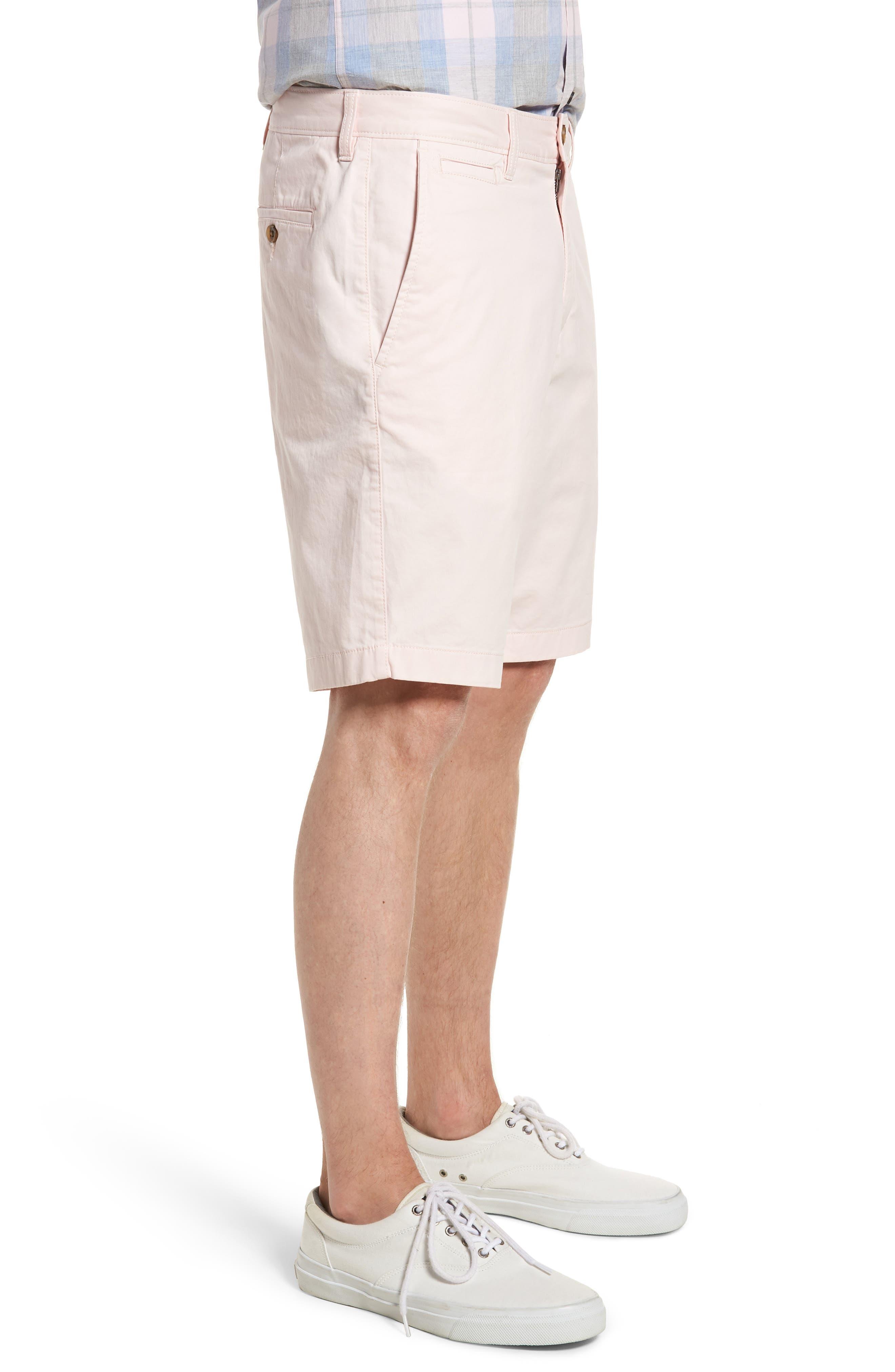 Ballard Slim Fit Stretch Chino 11-Inch Shorts,                             Alternate thumbnail 50, color,