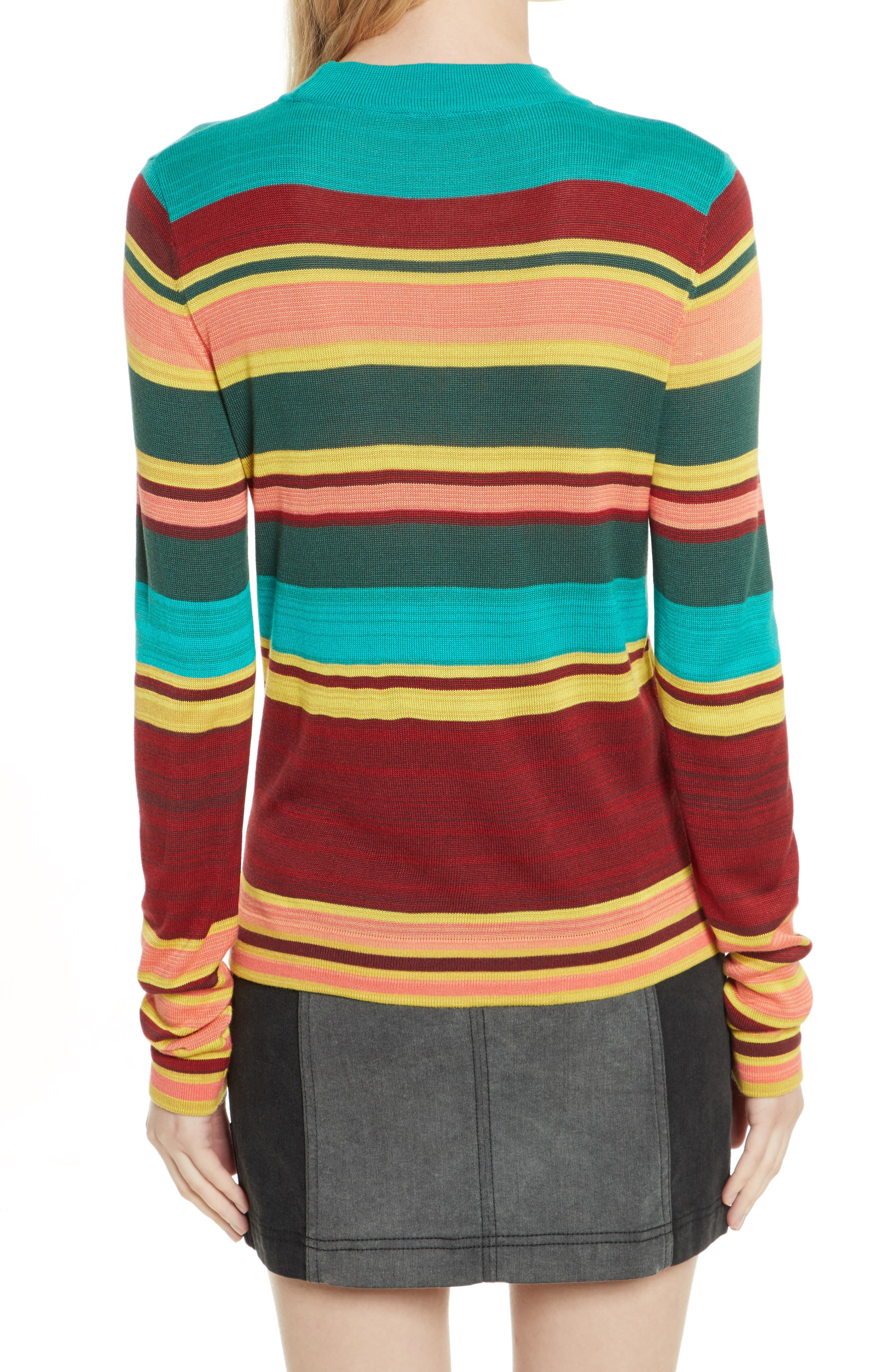 Show Off Your Stripes Sweater,                             Alternate thumbnail 2, color,                             300