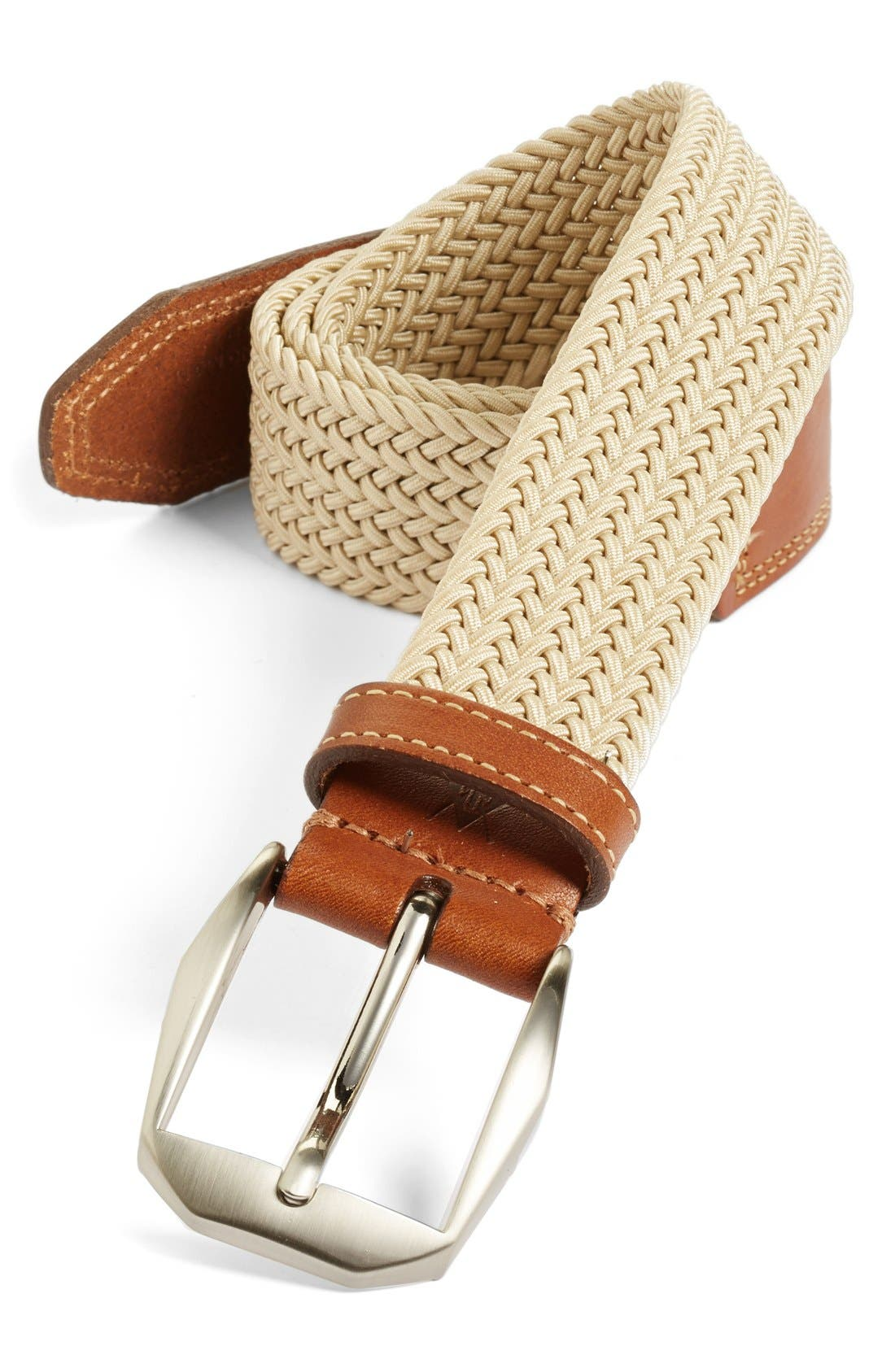 'Beck' Stretch Belt,                             Main thumbnail 5, color,