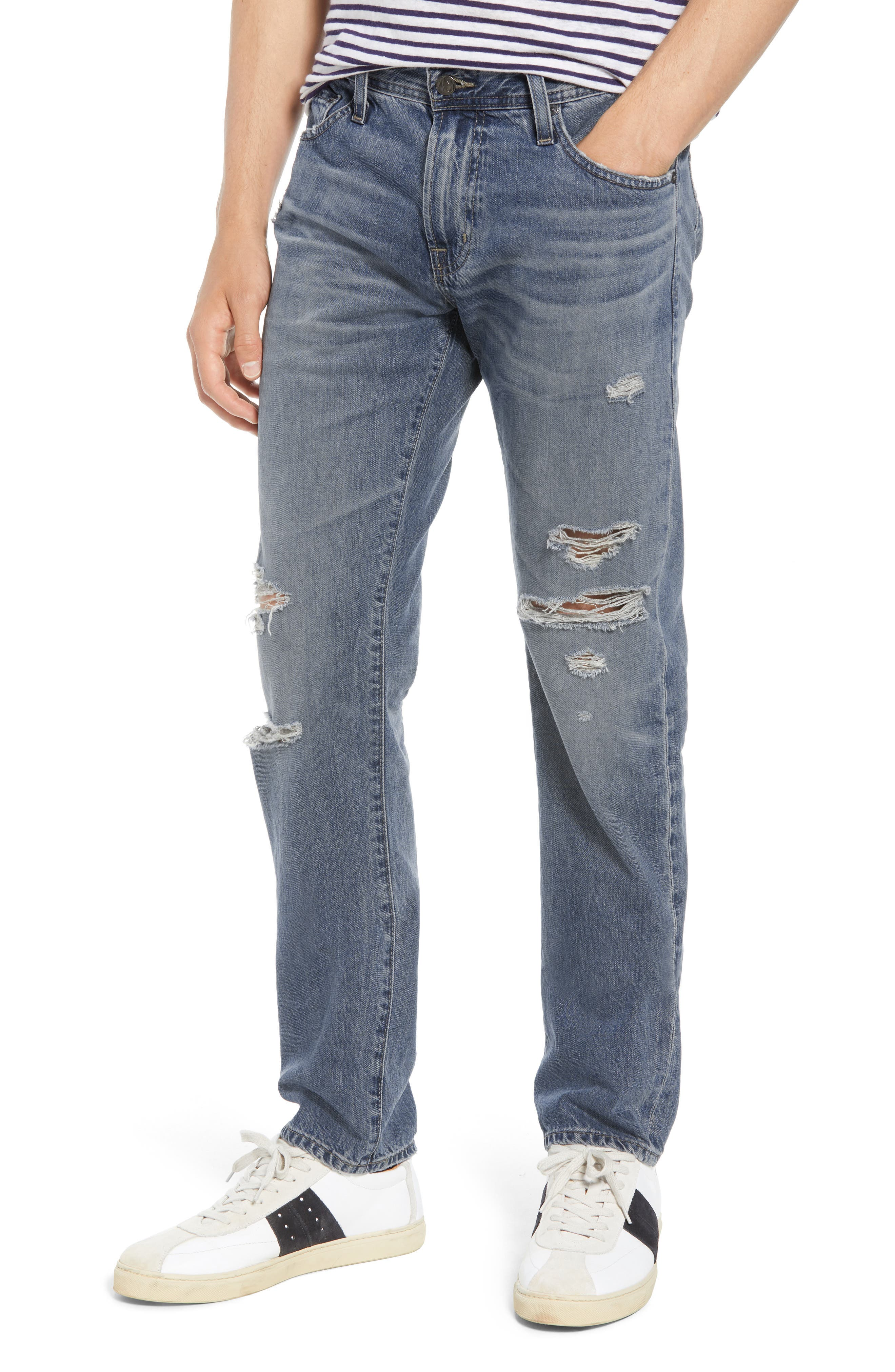Tellis Slim Fit Jeans,                         Main,                         color, 18 YEARS UNDERWORLD