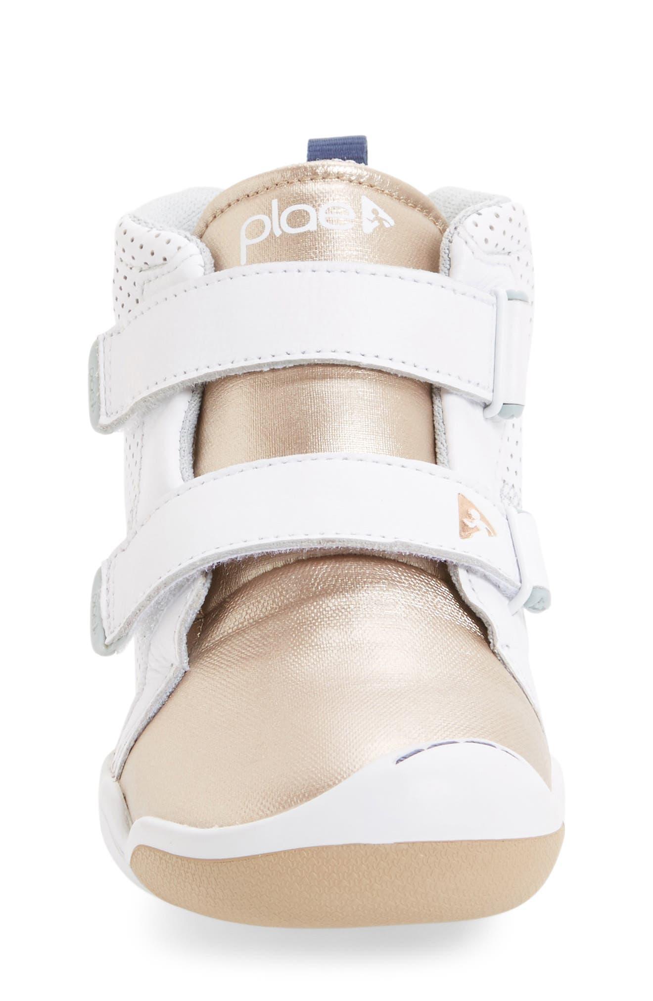 Max Customizable High Top Sneaker,                             Alternate thumbnail 3, color,                             710